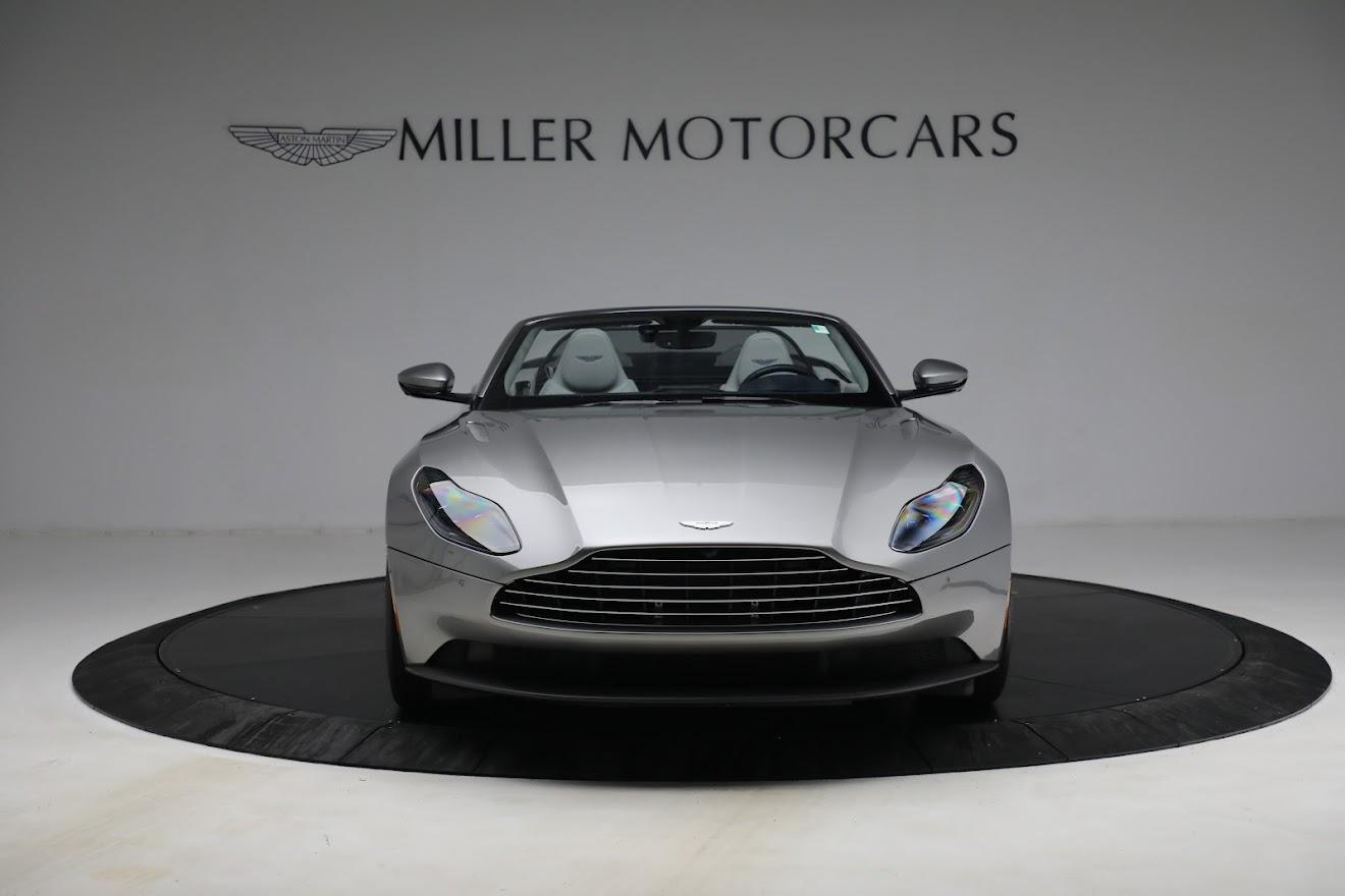 New 2019 Aston Martin DB11 V8 For Sale In Greenwich, CT 3147_p12