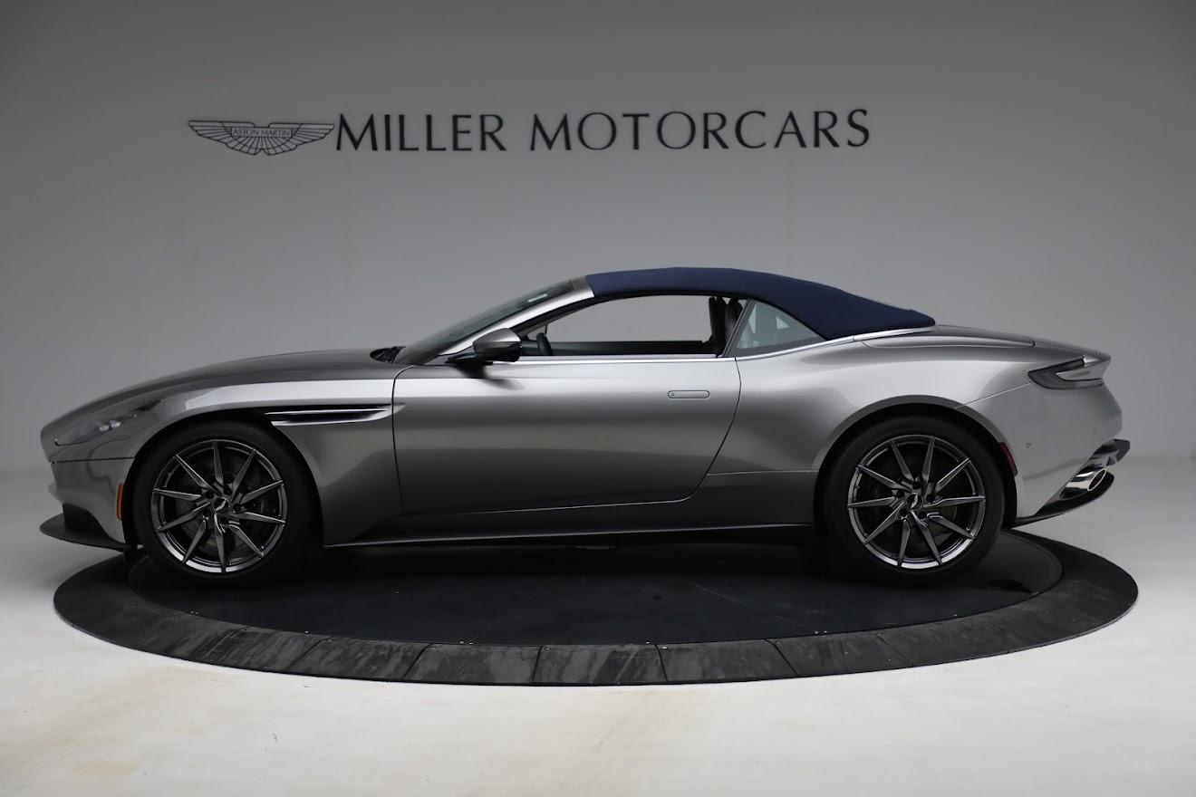 New 2019 Aston Martin DB11 V8 For Sale In Greenwich, CT 3147_p15