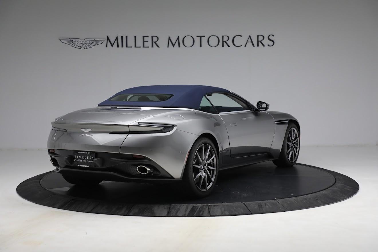 New 2019 Aston Martin DB11 V8 For Sale In Greenwich, CT 3147_p17