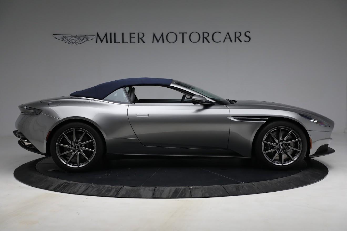 New 2019 Aston Martin DB11 V8 For Sale In Greenwich, CT 3147_p18