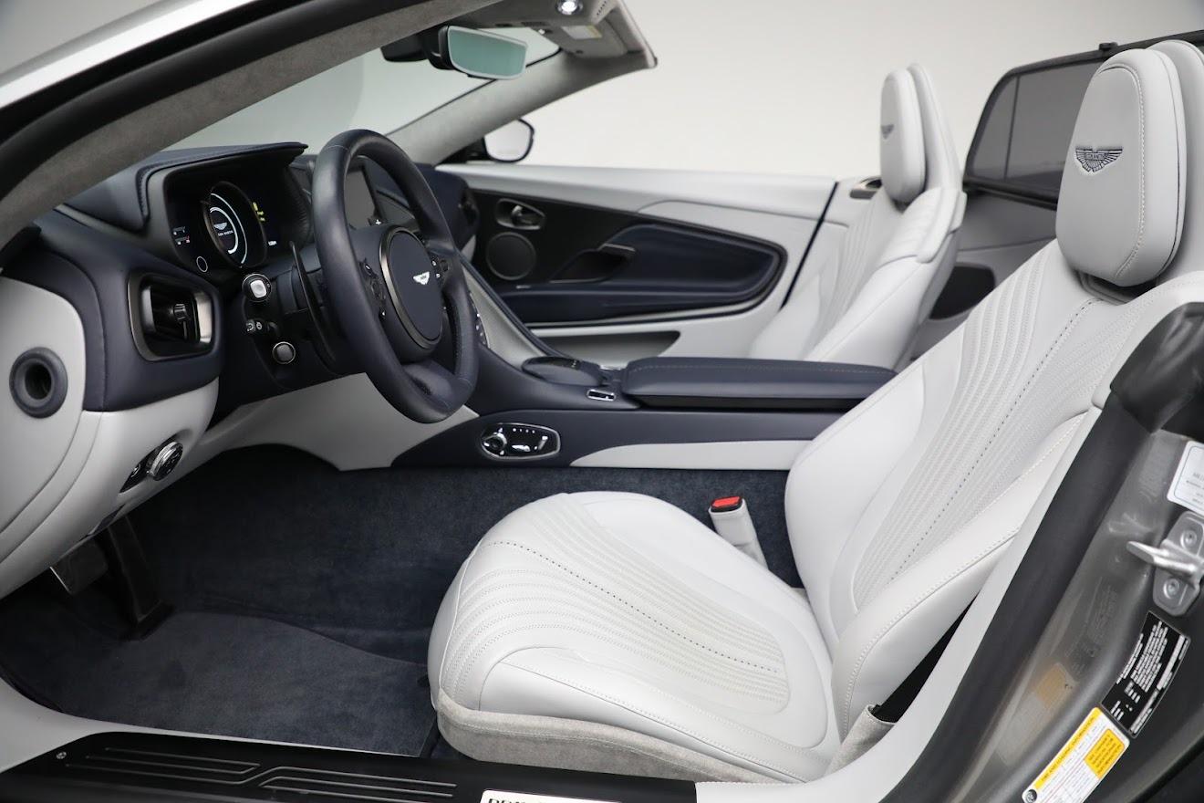 New 2019 Aston Martin DB11 V8 For Sale In Greenwich, CT 3147_p22