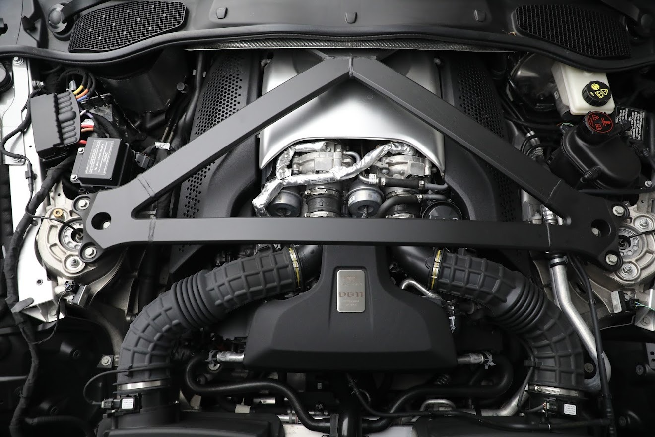 New 2019 Aston Martin DB11 V8 For Sale In Greenwich, CT 3147_p32