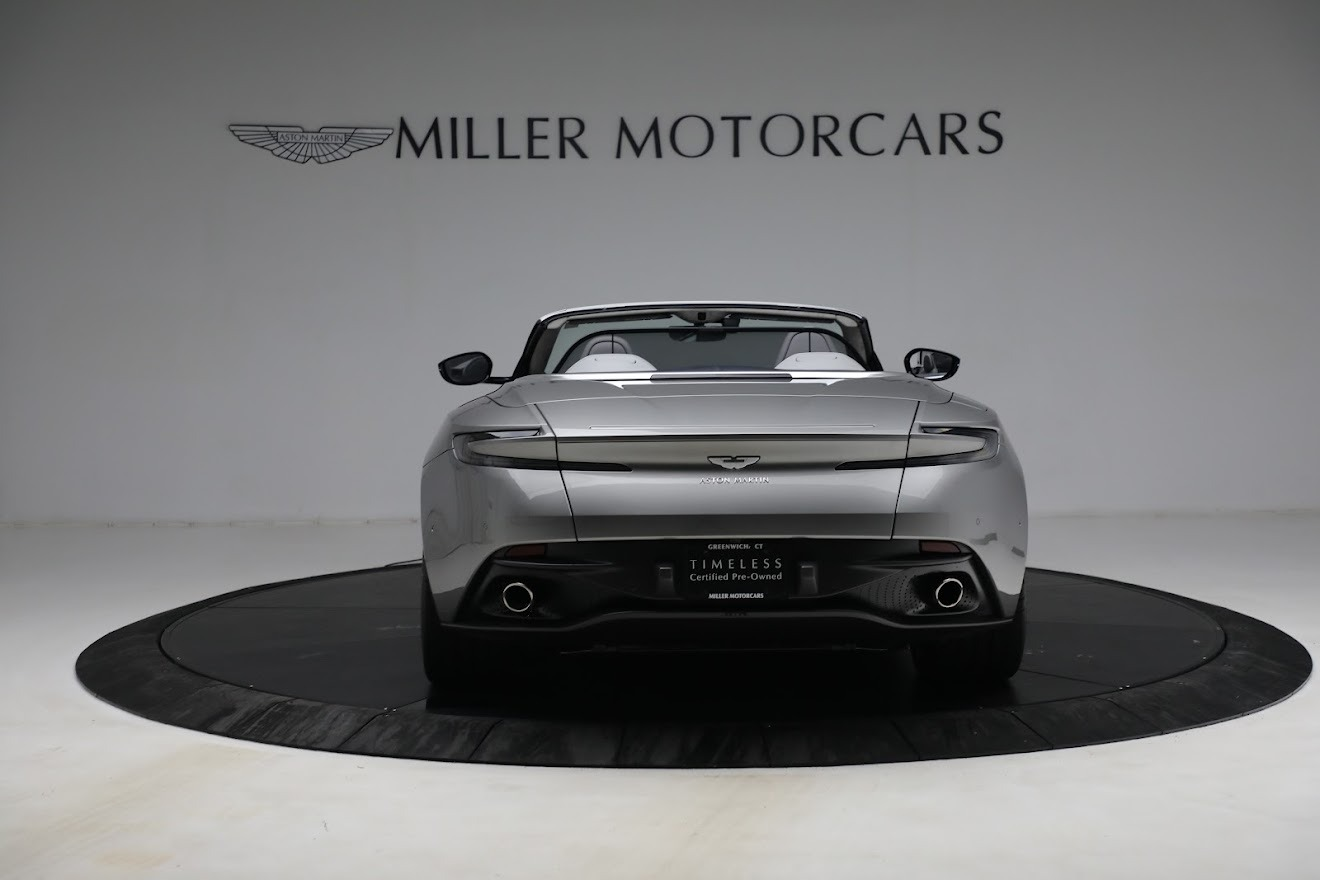 New 2019 Aston Martin DB11 V8 For Sale In Greenwich, CT 3147_p6