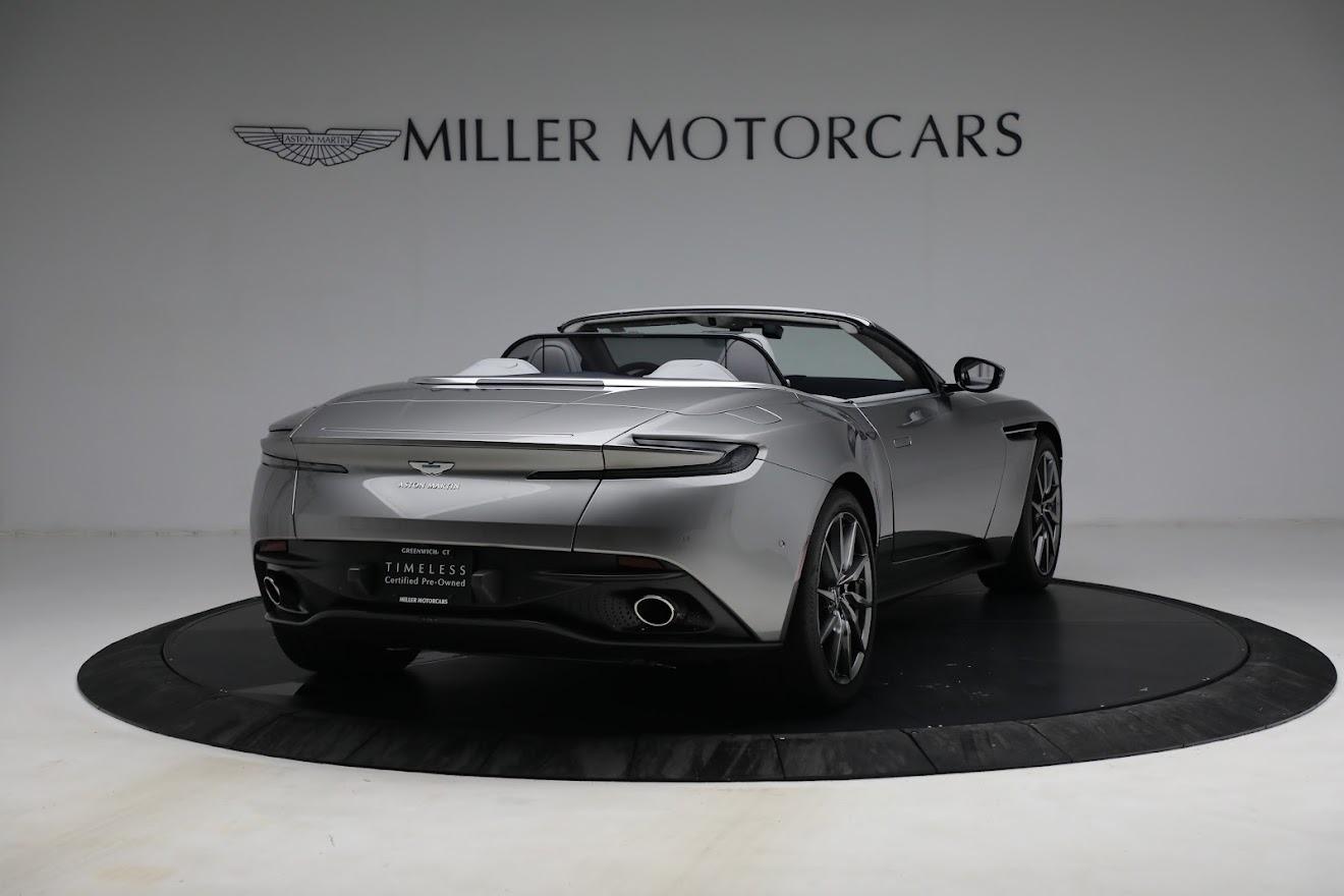 New 2019 Aston Martin DB11 V8 For Sale In Greenwich, CT 3147_p7