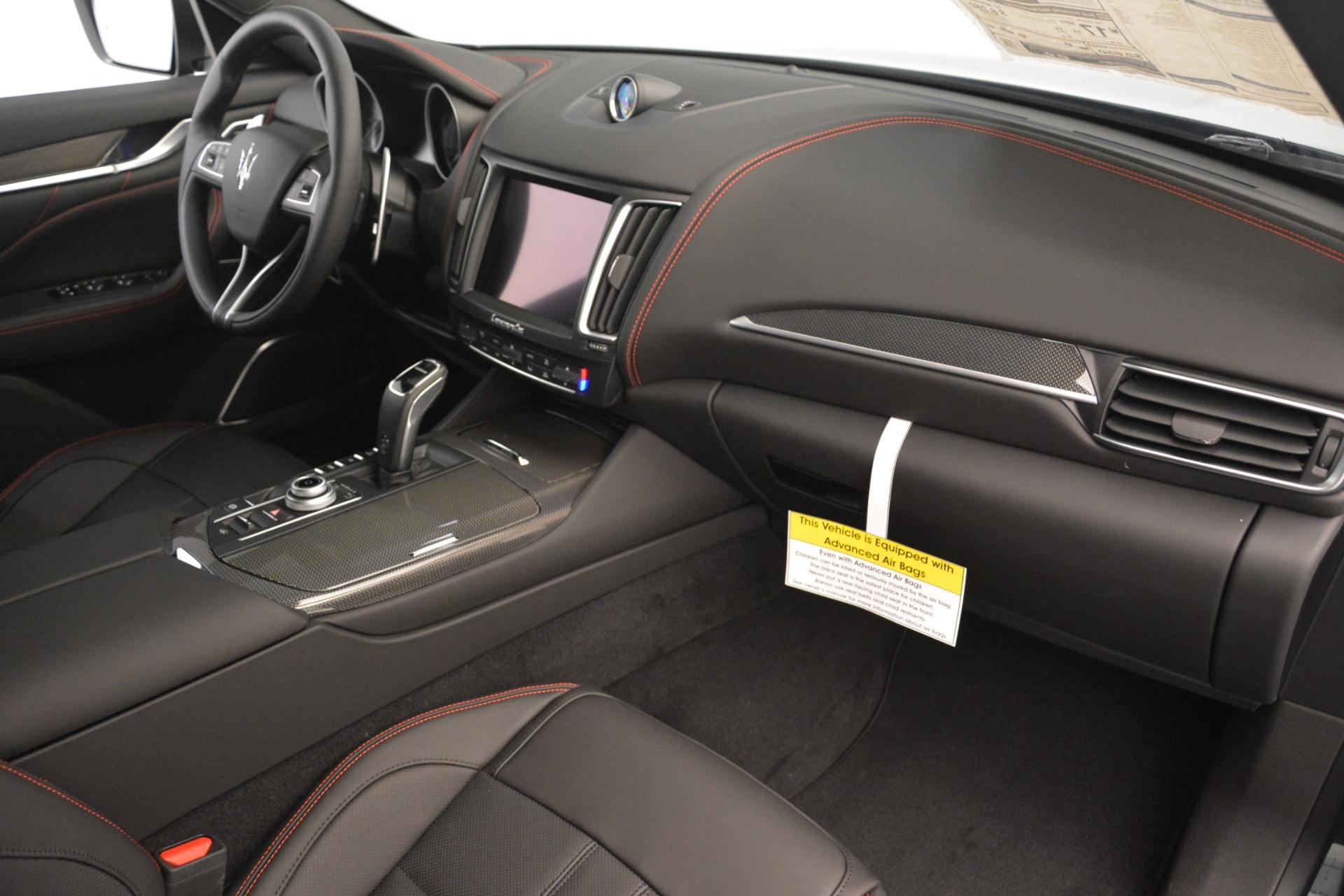 New 2019 Maserati Levante S Q4 GranSport For Sale In Greenwich, CT 3149_p21