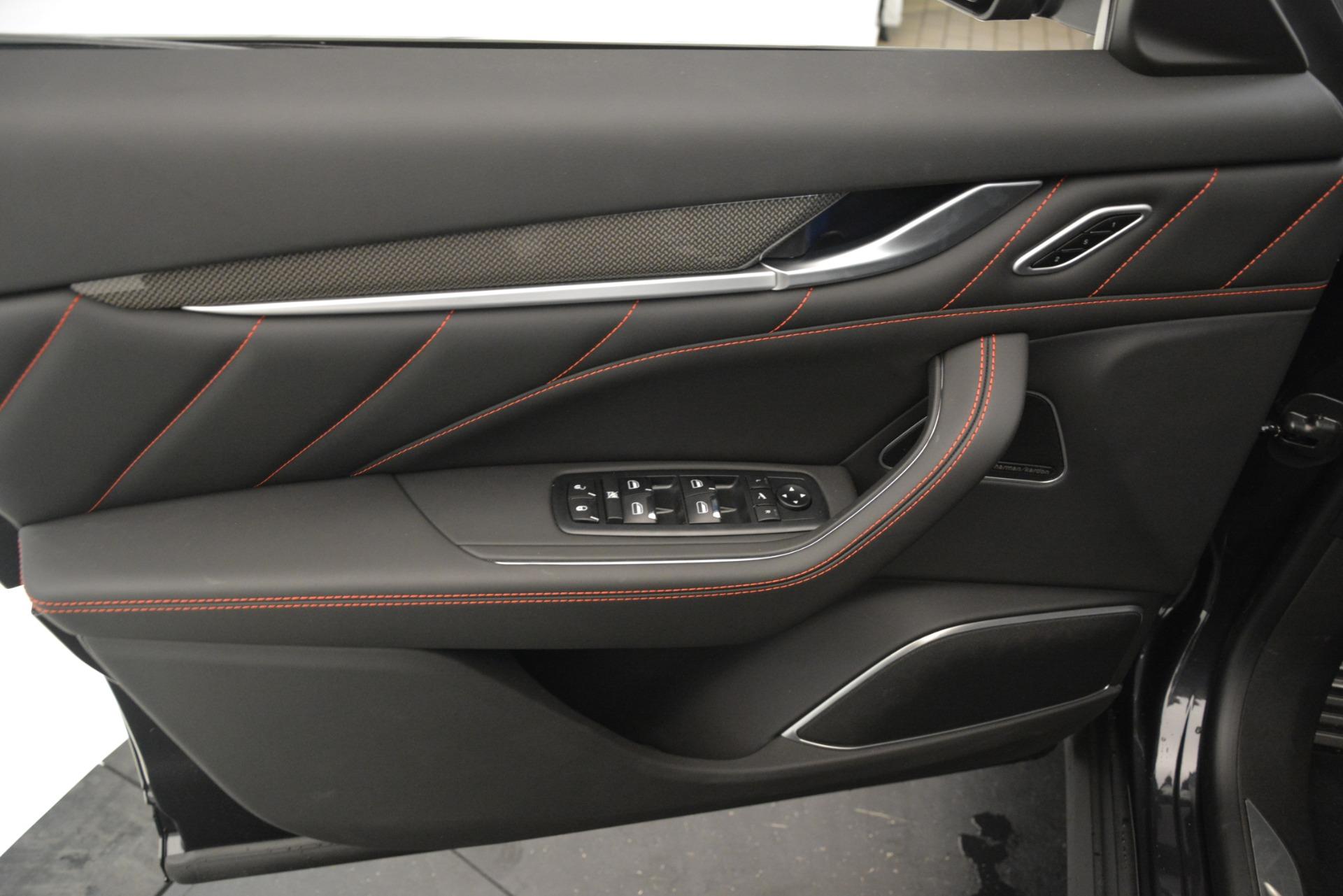 New 2019 Maserati Levante S Q4 GranSport For Sale In Greenwich, CT 3150_p17