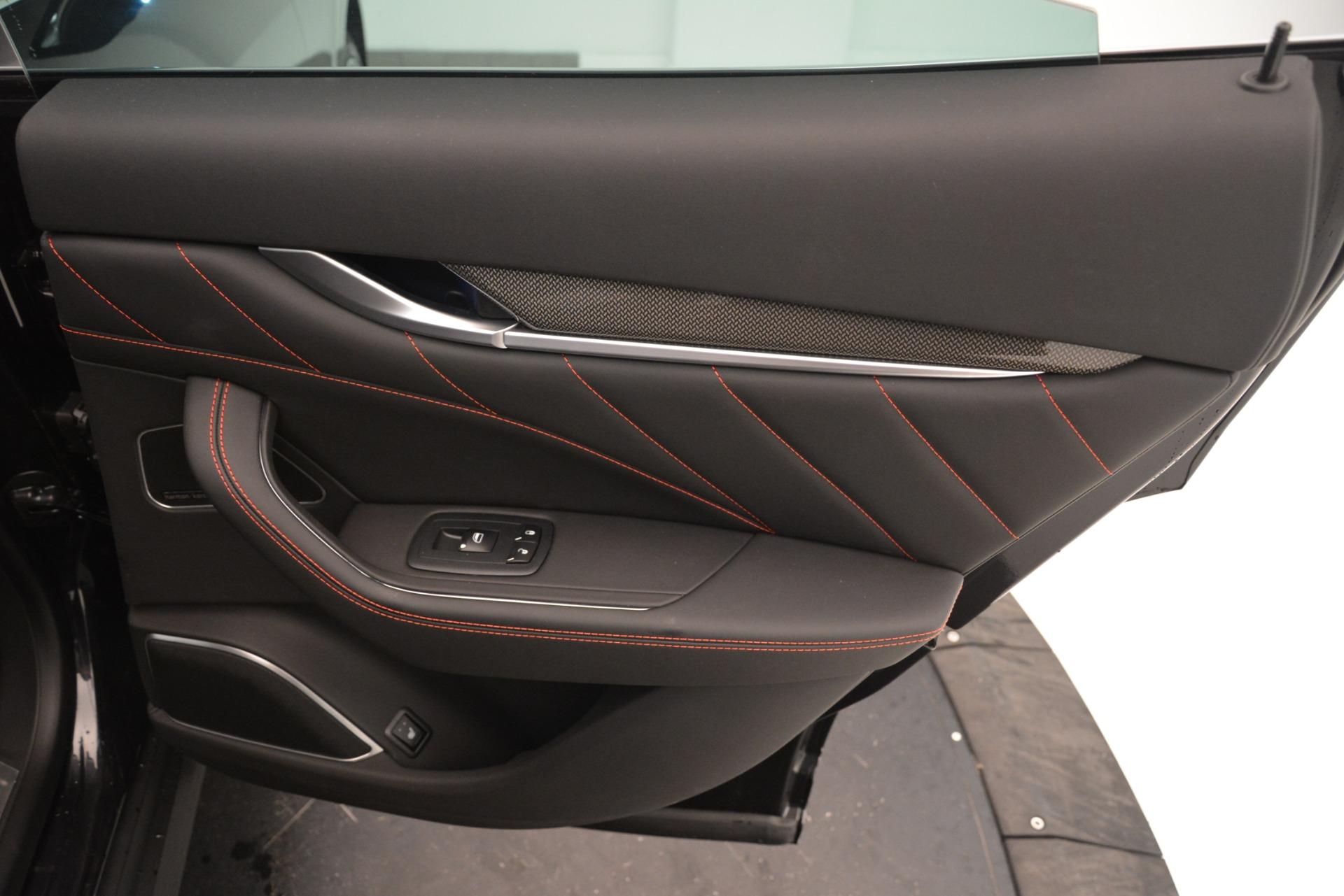 New 2019 Maserati Levante S Q4 GranSport For Sale In Greenwich, CT 3150_p29