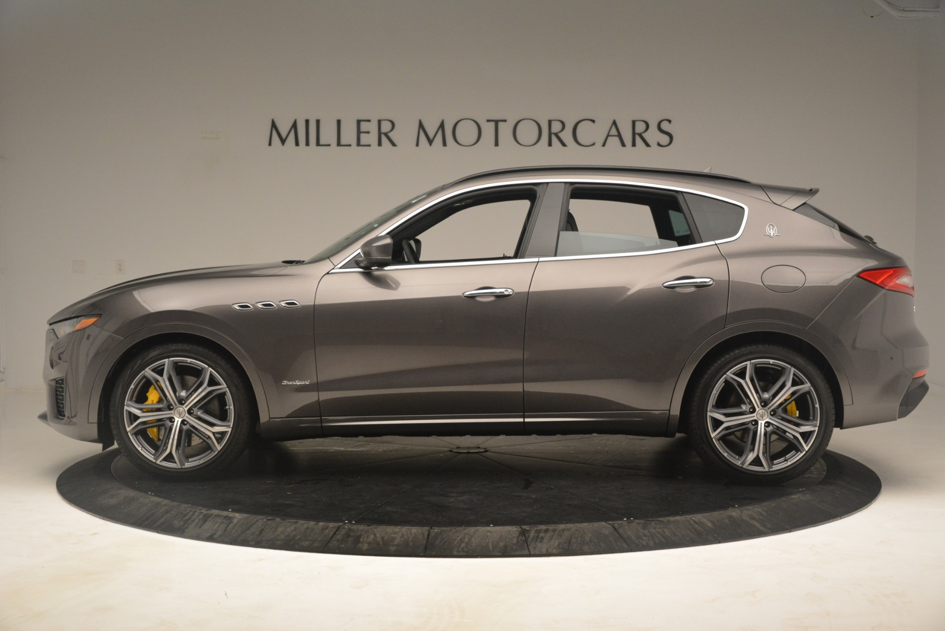 New 2019 Maserati Levante S Q4 GranSport For Sale In Greenwich, CT 3151_p3