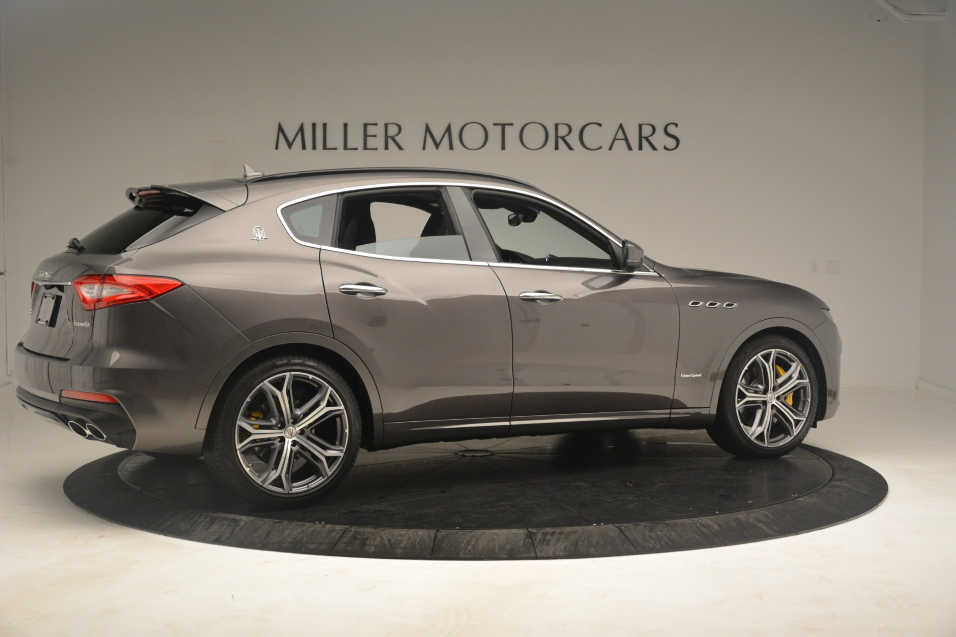 New 2019 Maserati Levante S Q4 GranSport For Sale In Greenwich, CT 3151_p8
