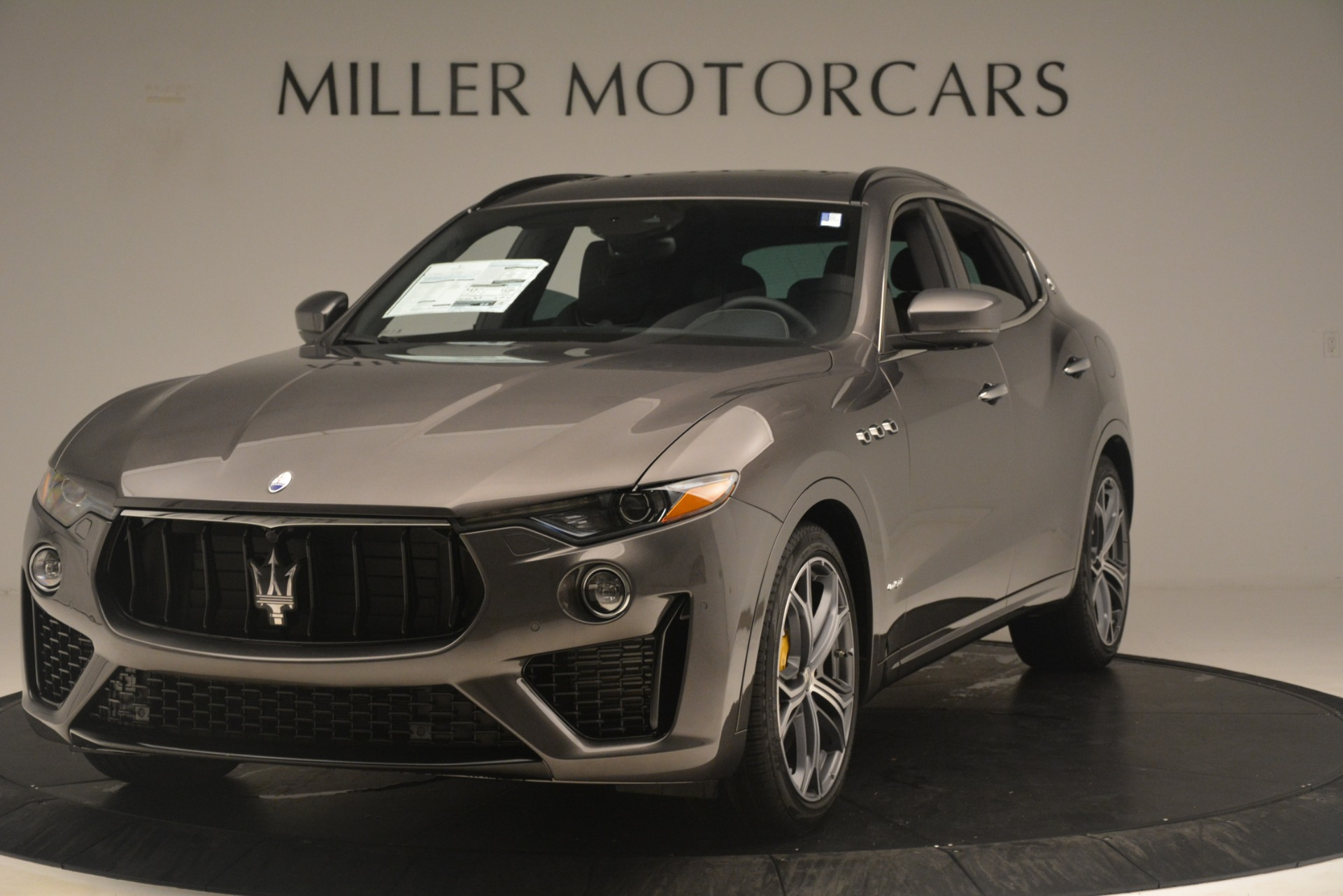 New 2019 Maserati Levante S Q4 GranSport For Sale In Greenwich, CT