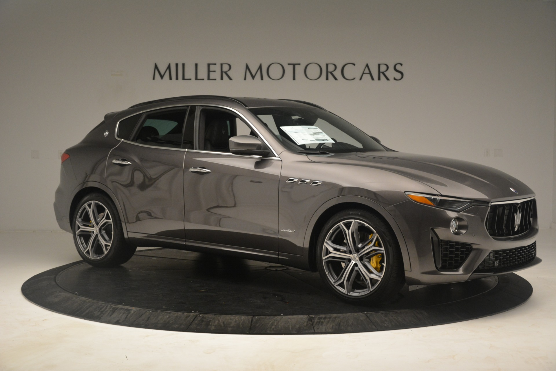 New 2019 Maserati Levante S Q4 GranSport For Sale In Greenwich, CT 3152_p10