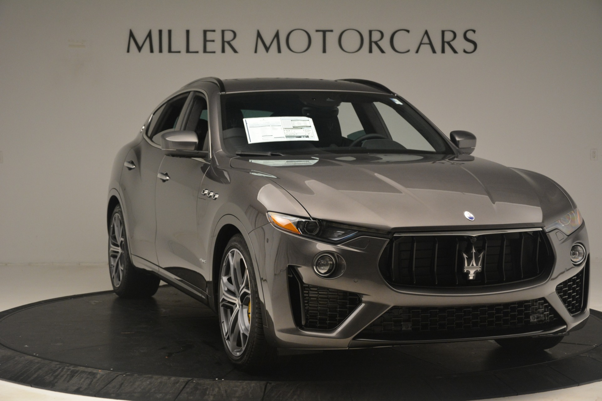 New 2019 Maserati Levante S Q4 GranSport For Sale In Greenwich, CT 3152_p11