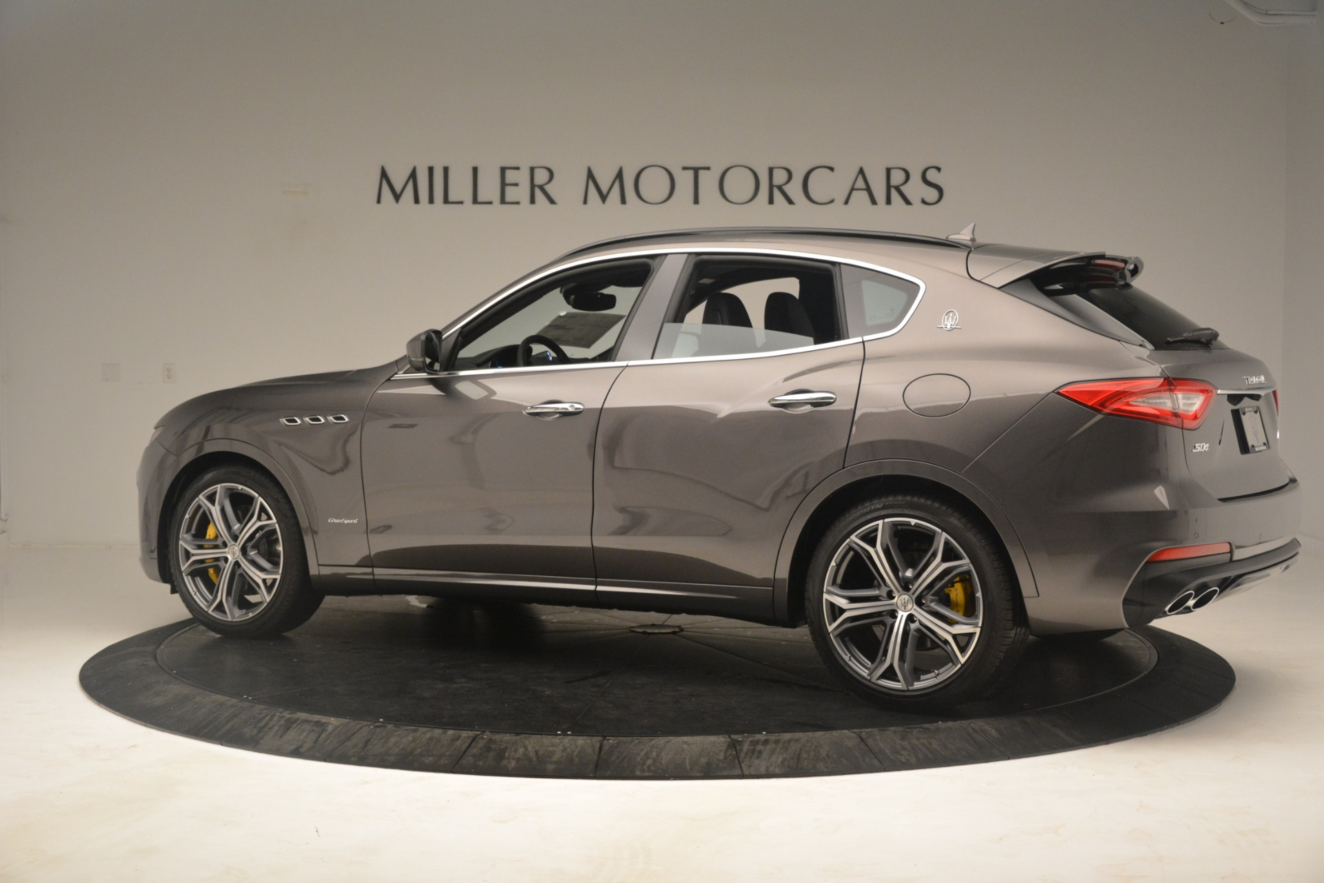 New 2019 Maserati Levante S Q4 GranSport For Sale In Greenwich, CT 3152_p4