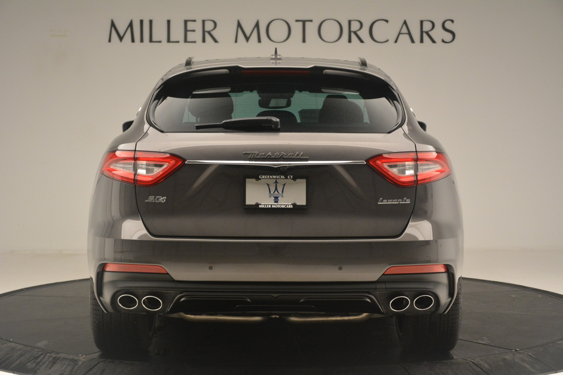 New 2019 Maserati Levante S Q4 GranSport For Sale In Greenwich, CT 3152_p6