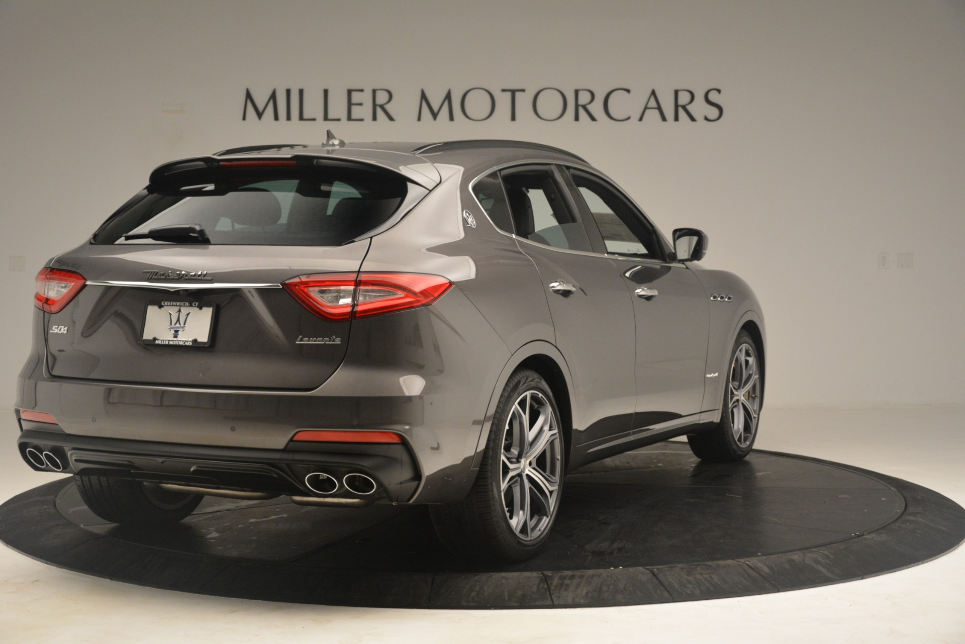 New 2019 Maserati Levante S Q4 GranSport For Sale In Greenwich, CT 3152_p7
