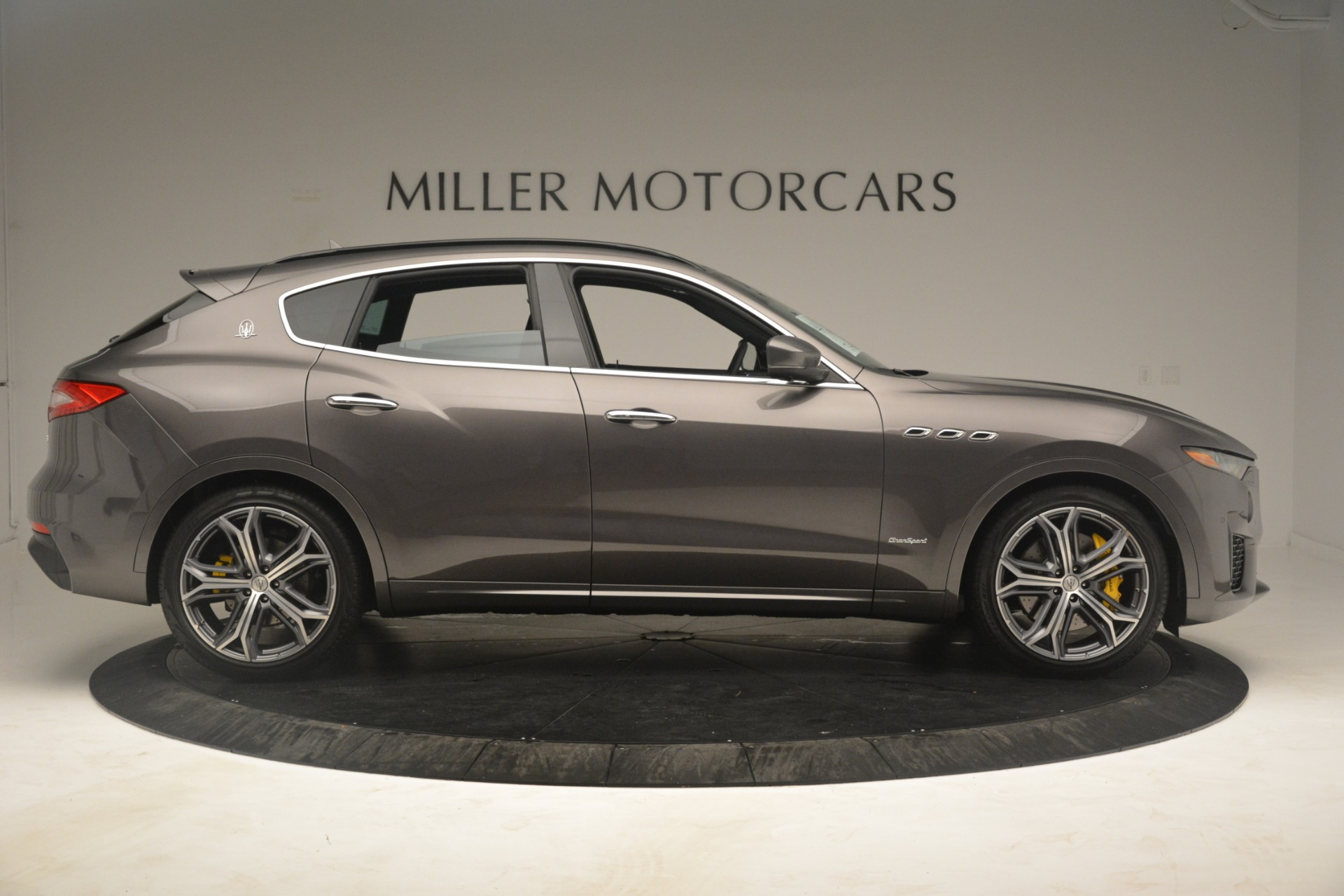 New 2019 Maserati Levante S Q4 GranSport For Sale In Greenwich, CT 3152_p9