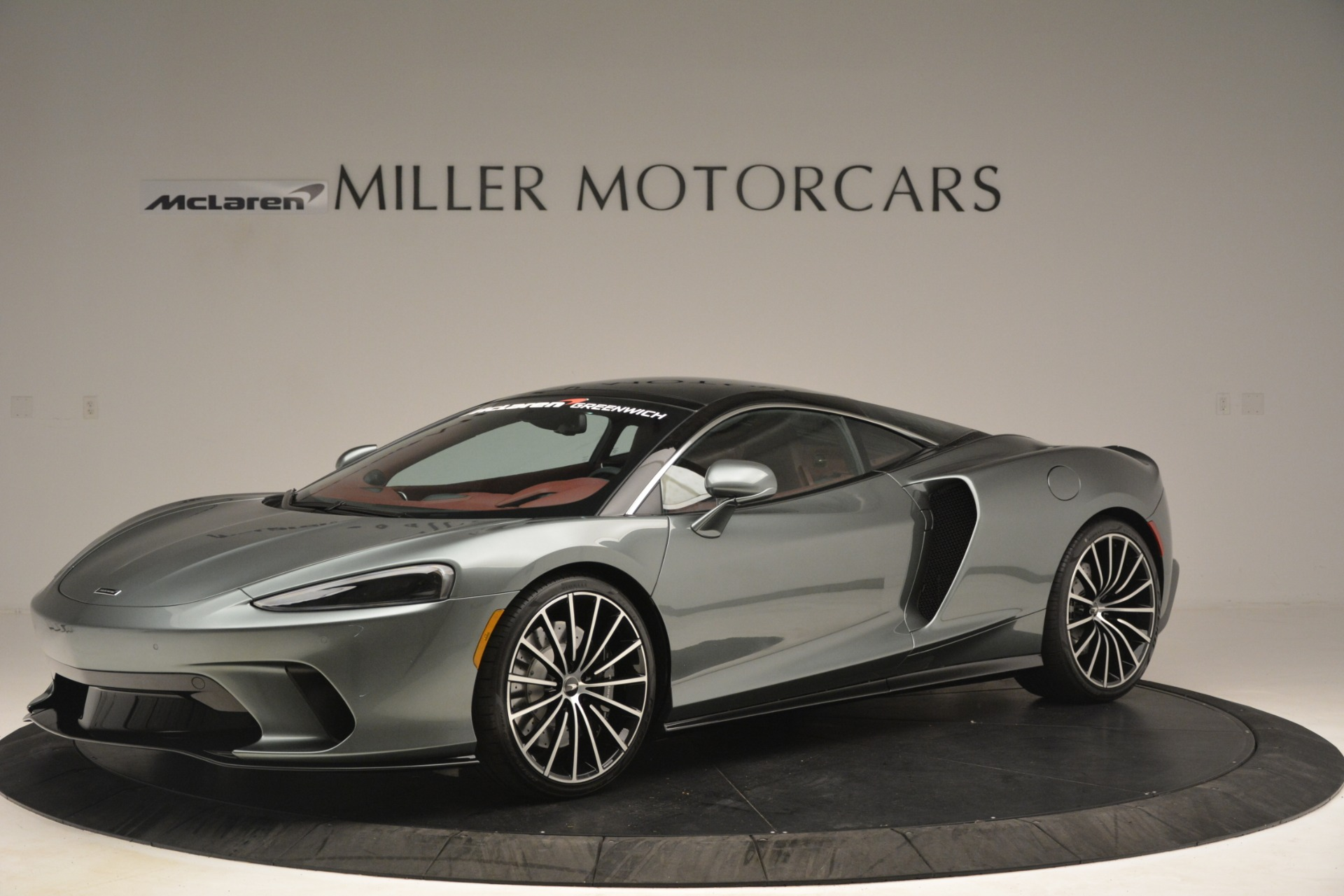 New 2020 McLaren GT Coupe For Sale In Greenwich, CT 3156_p22