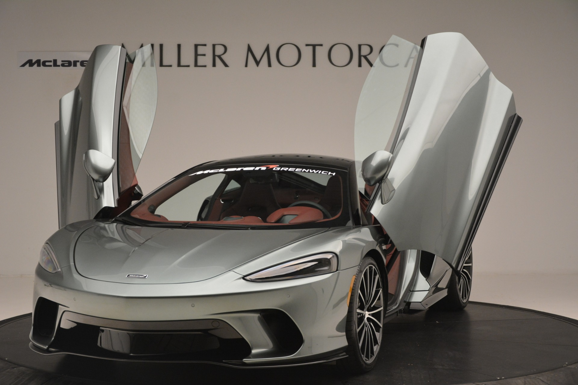 New 2020 McLaren GT Coupe For Sale In Greenwich, CT 3156_p24