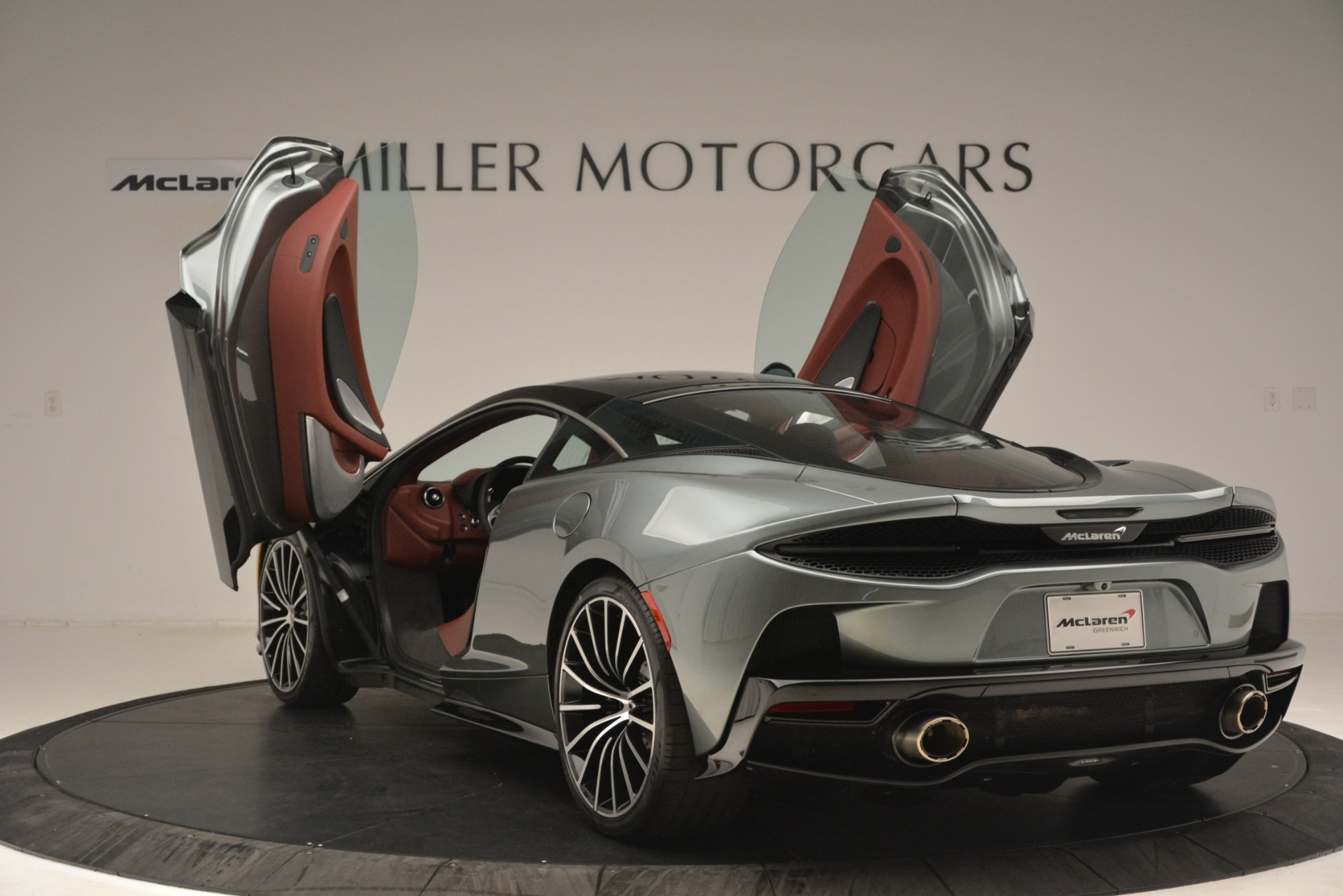 New 2020 McLaren GT Coupe For Sale In Greenwich, CT 3156_p28