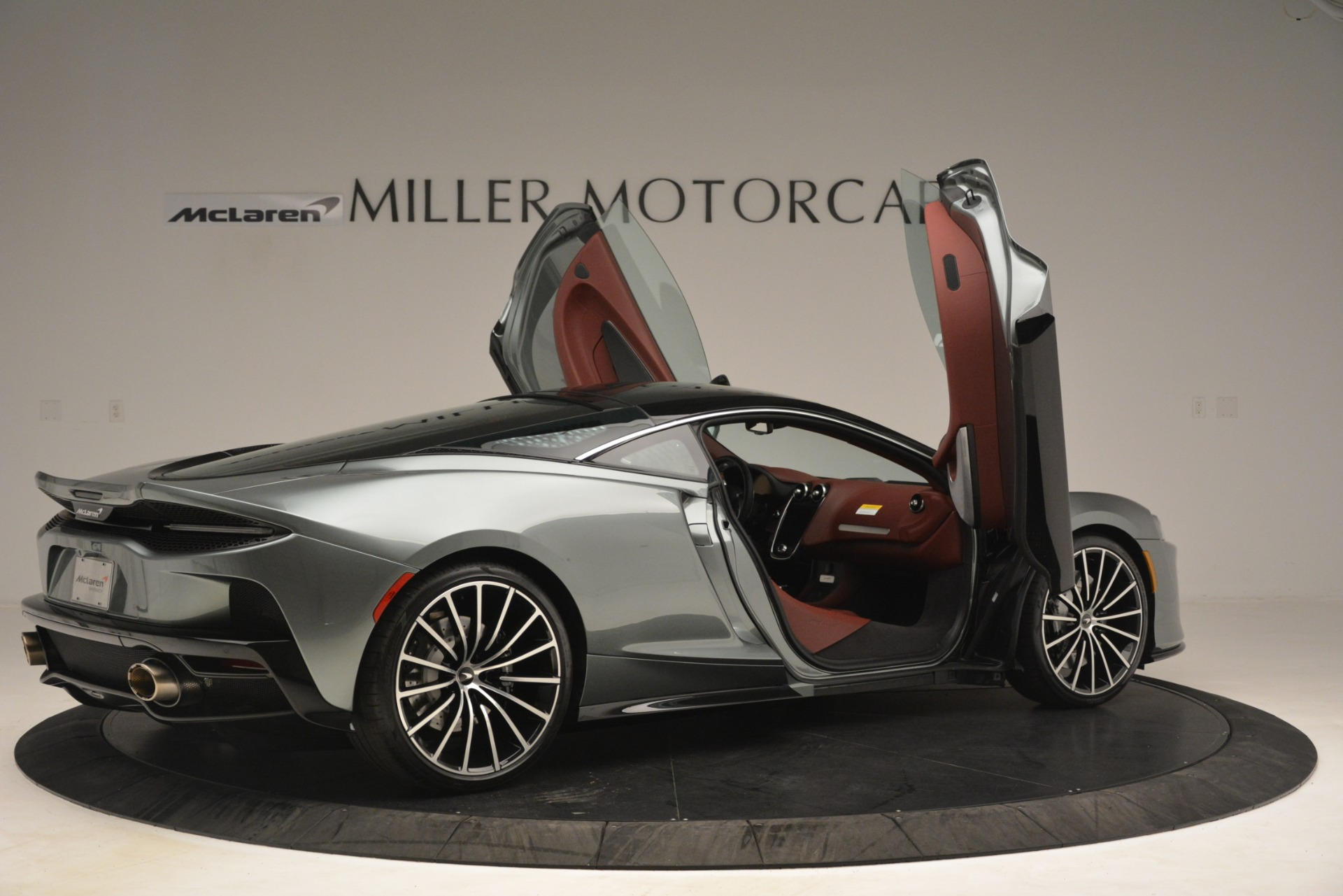 New 2020 McLaren GT Coupe For Sale In Greenwich, CT 3156_p31