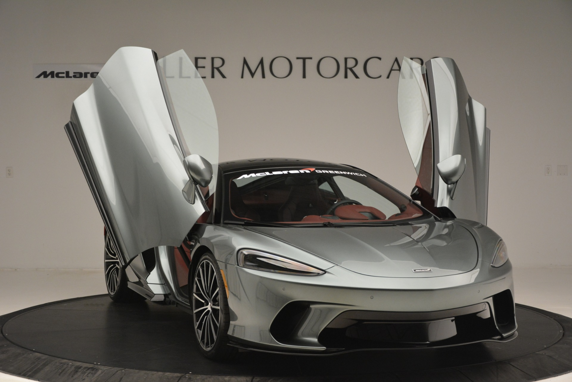 New 2020 McLaren GT Coupe For Sale In Greenwich, CT 3156_p34