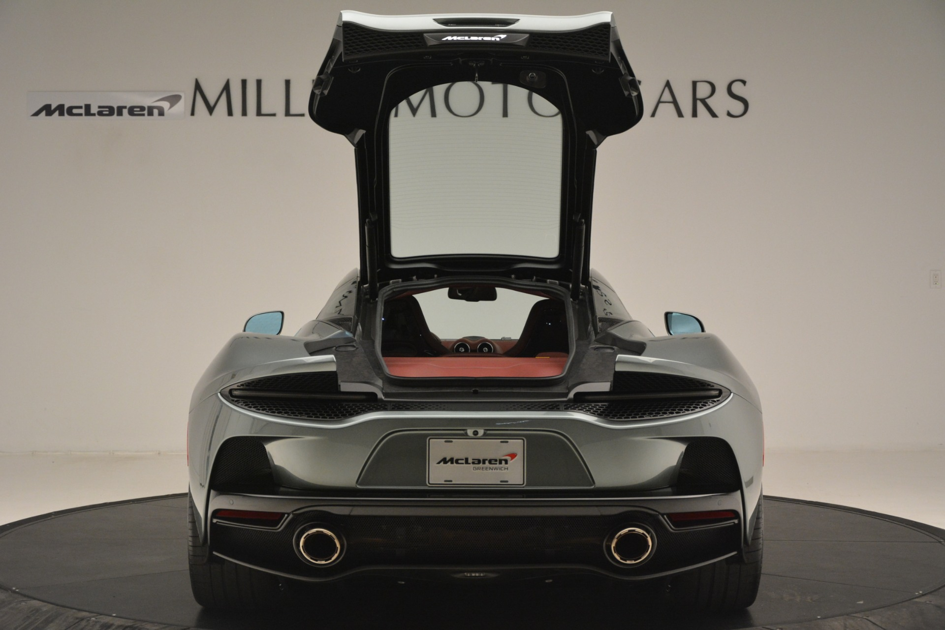 New 2020 McLaren GT Coupe For Sale In Greenwich, CT 3156_p42