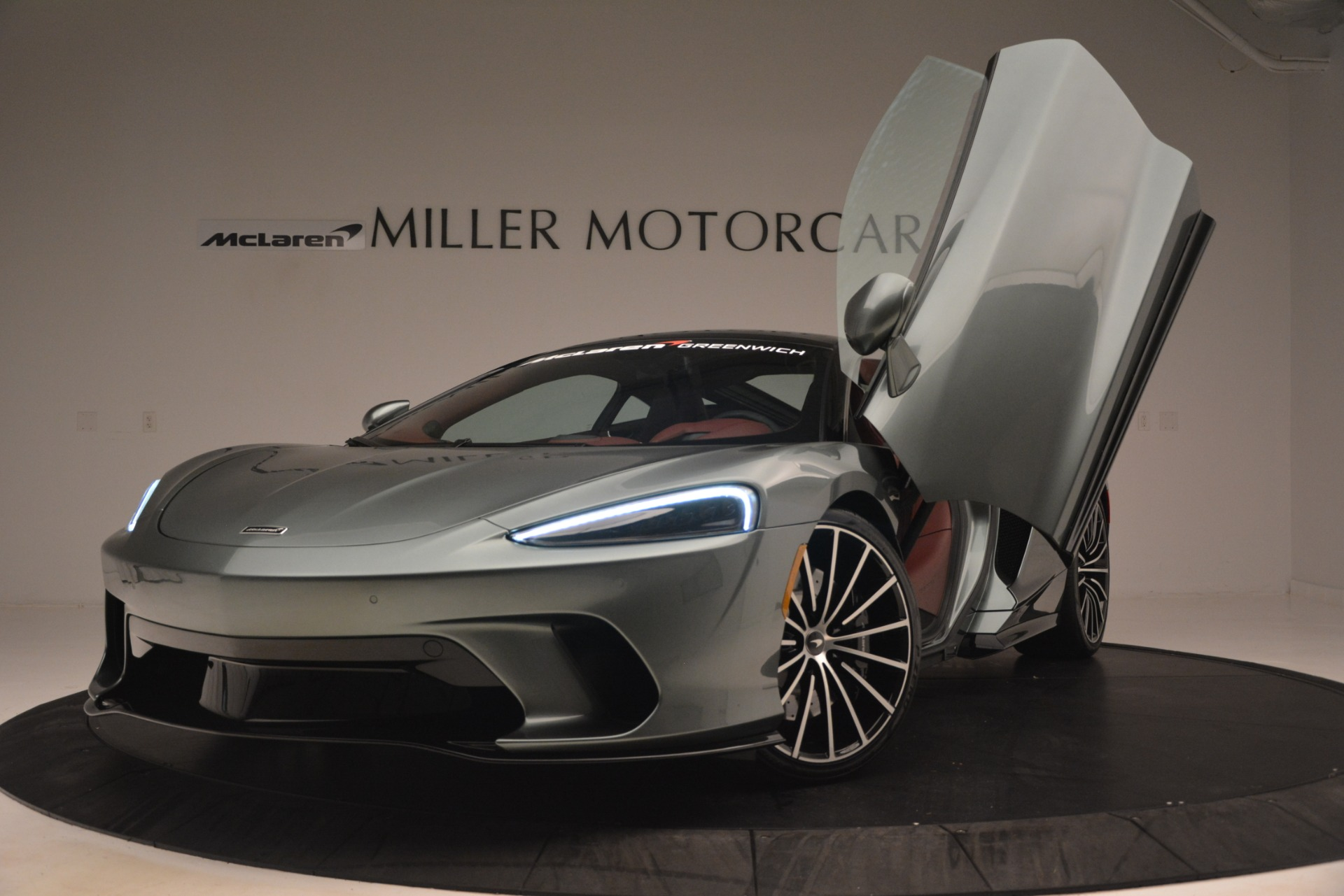 New 2020 McLaren GT Coupe For Sale In Greenwich, CT 3156_p54