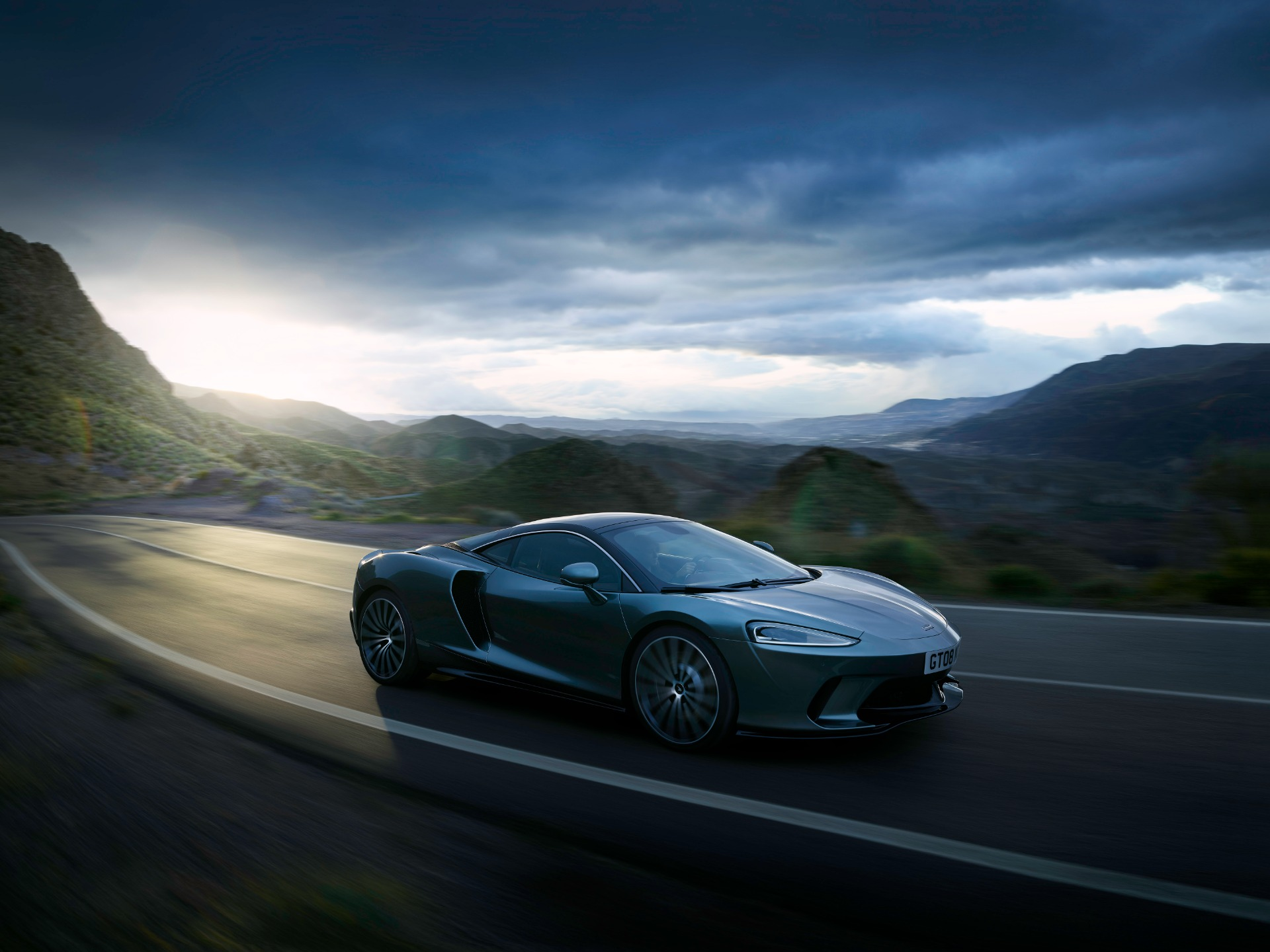 New 2020 McLaren GT Coupe For Sale In Greenwich, CT 3156_p8