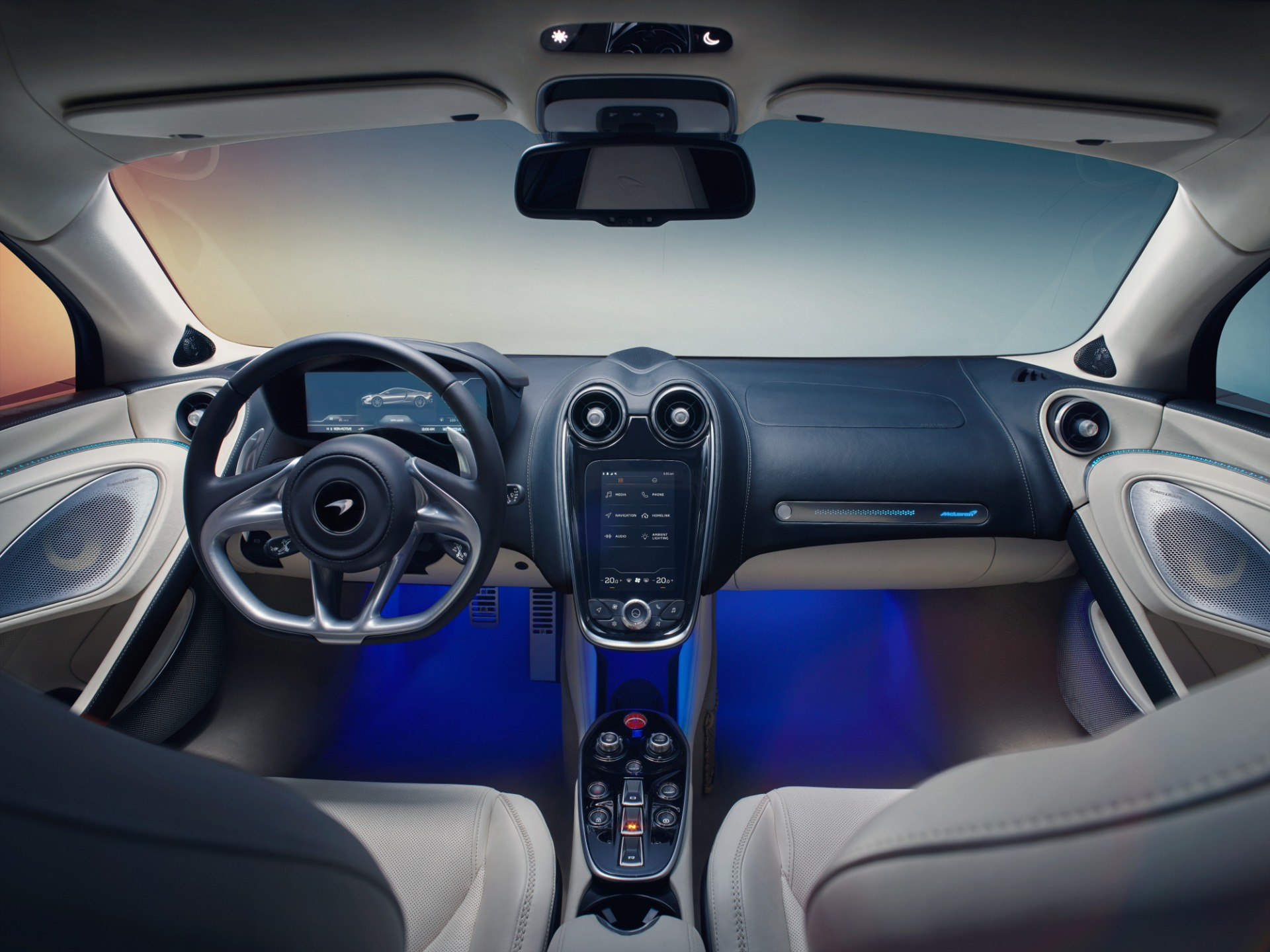 New 2020 McLaren GT Coupe For Sale In Greenwich, CT 3156_p9