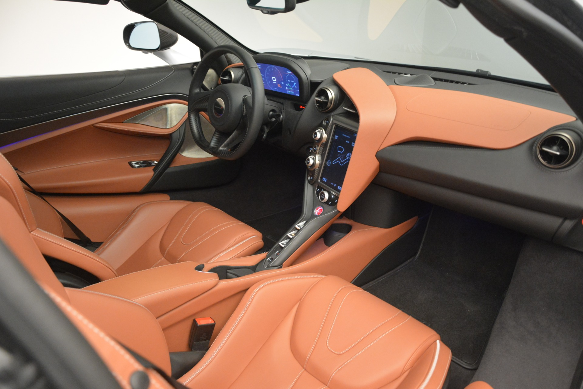 Used 2018 McLaren 720S Coupe For Sale In Greenwich, CT 3157_p18