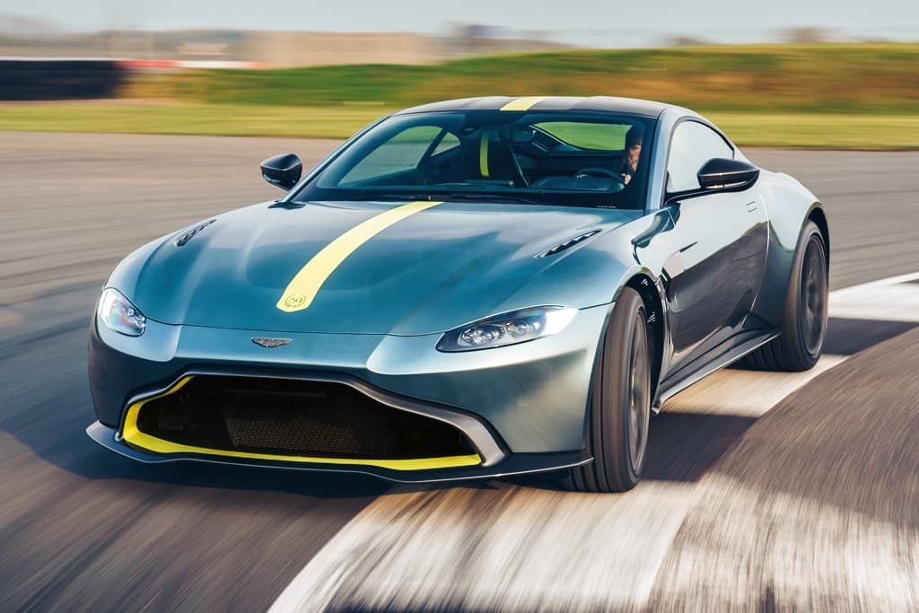New 2020 Aston Martin Vantage AMR For Sale In Greenwich, CT 3158_main
