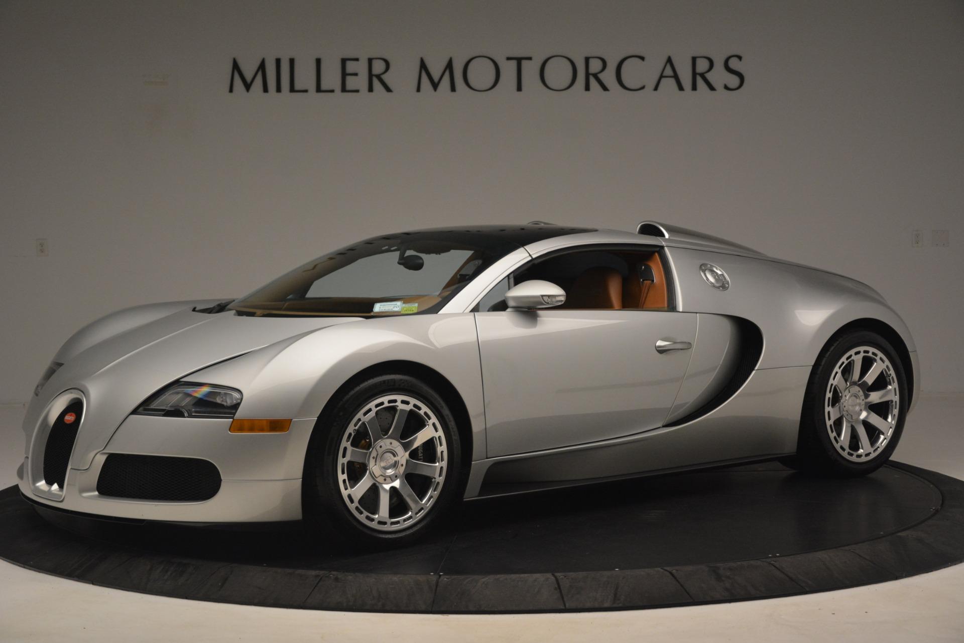 Used 2010 Bugatti Veyron 16.4 Grand Sport For Sale In Greenwich, CT 3159_p13