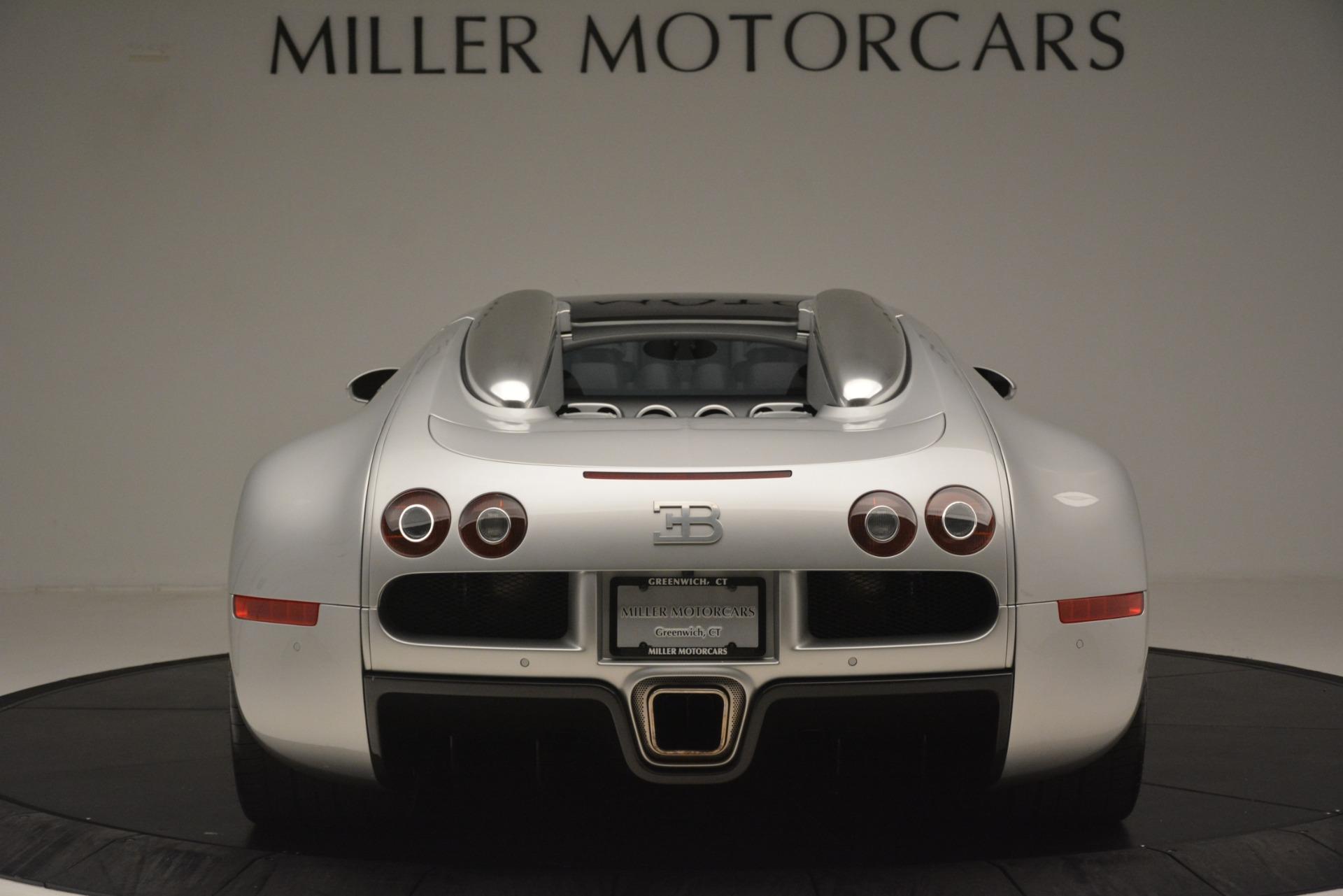 Used 2010 Bugatti Veyron 16.4 Grand Sport For Sale In Greenwich, CT 3159_p17