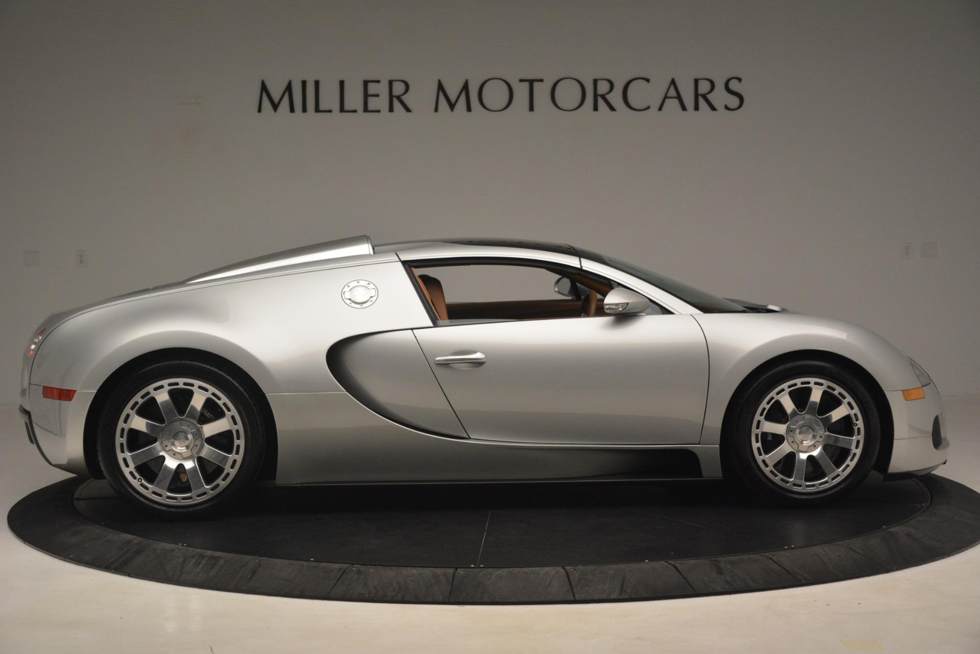 Used 2010 Bugatti Veyron 16.4 Grand Sport For Sale In Greenwich, CT 3159_p19