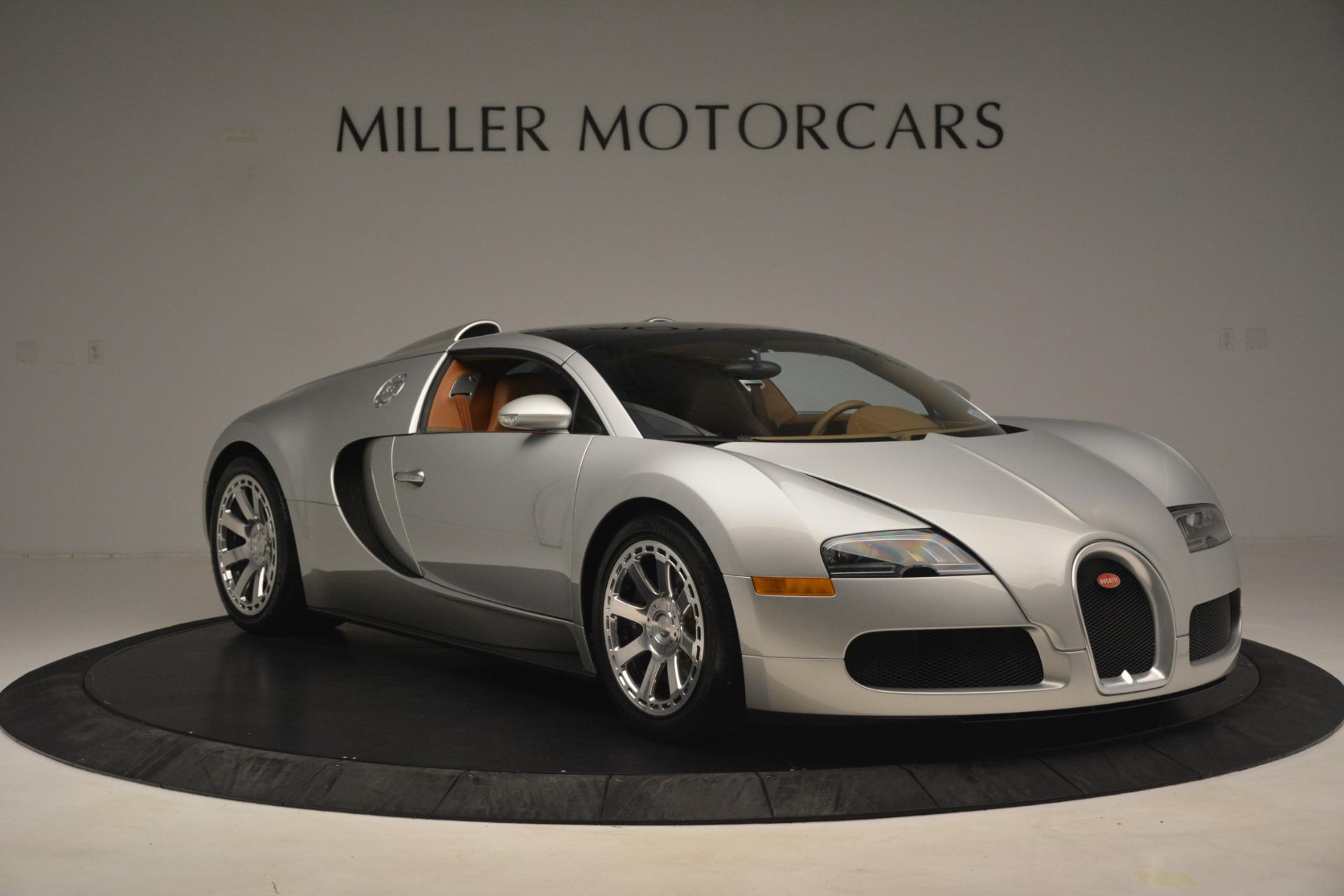 Used 2010 Bugatti Veyron 16.4 Grand Sport For Sale In Greenwich, CT 3159_p21