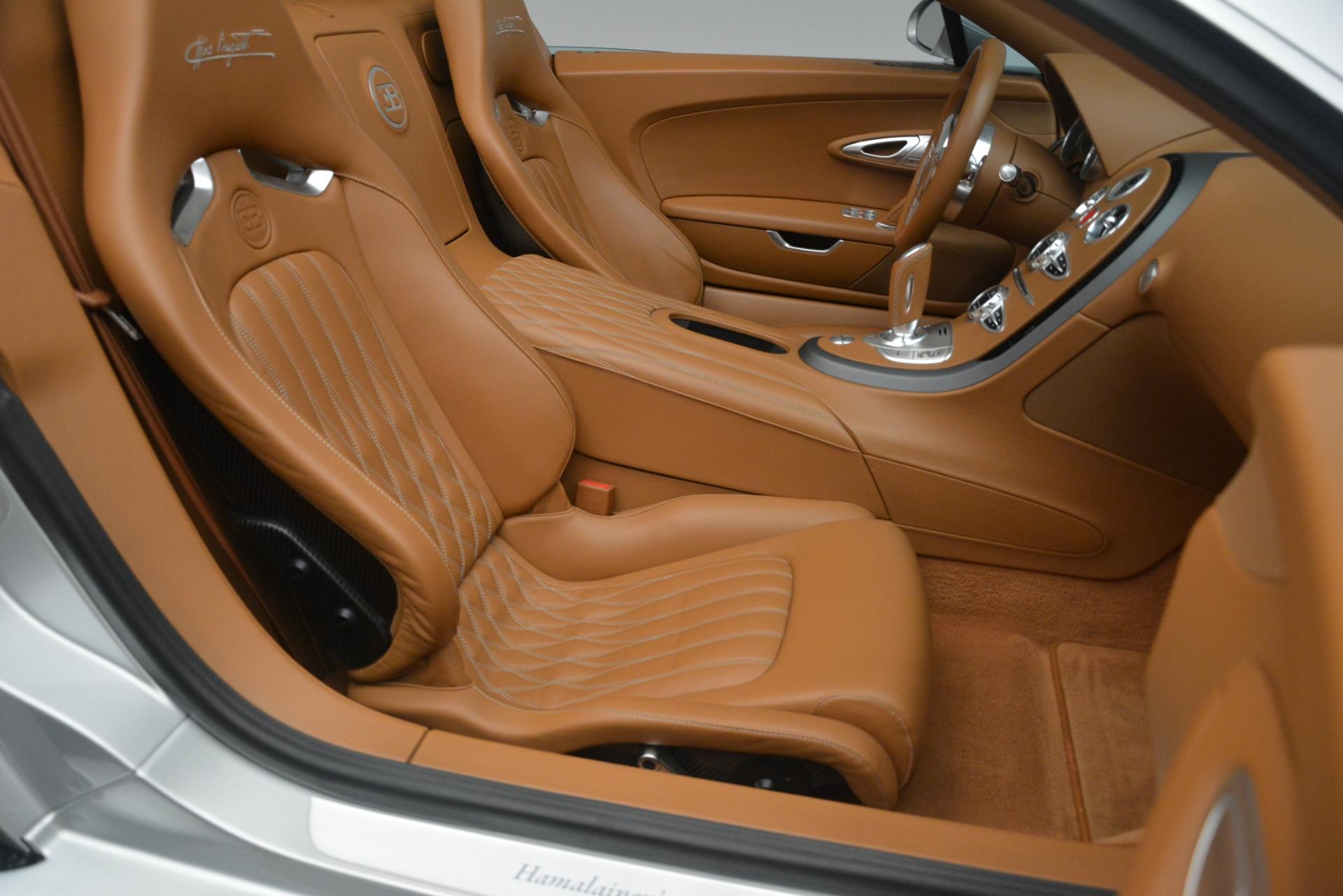 Used 2010 Bugatti Veyron 16.4 Grand Sport For Sale In Greenwich, CT 3159_p35