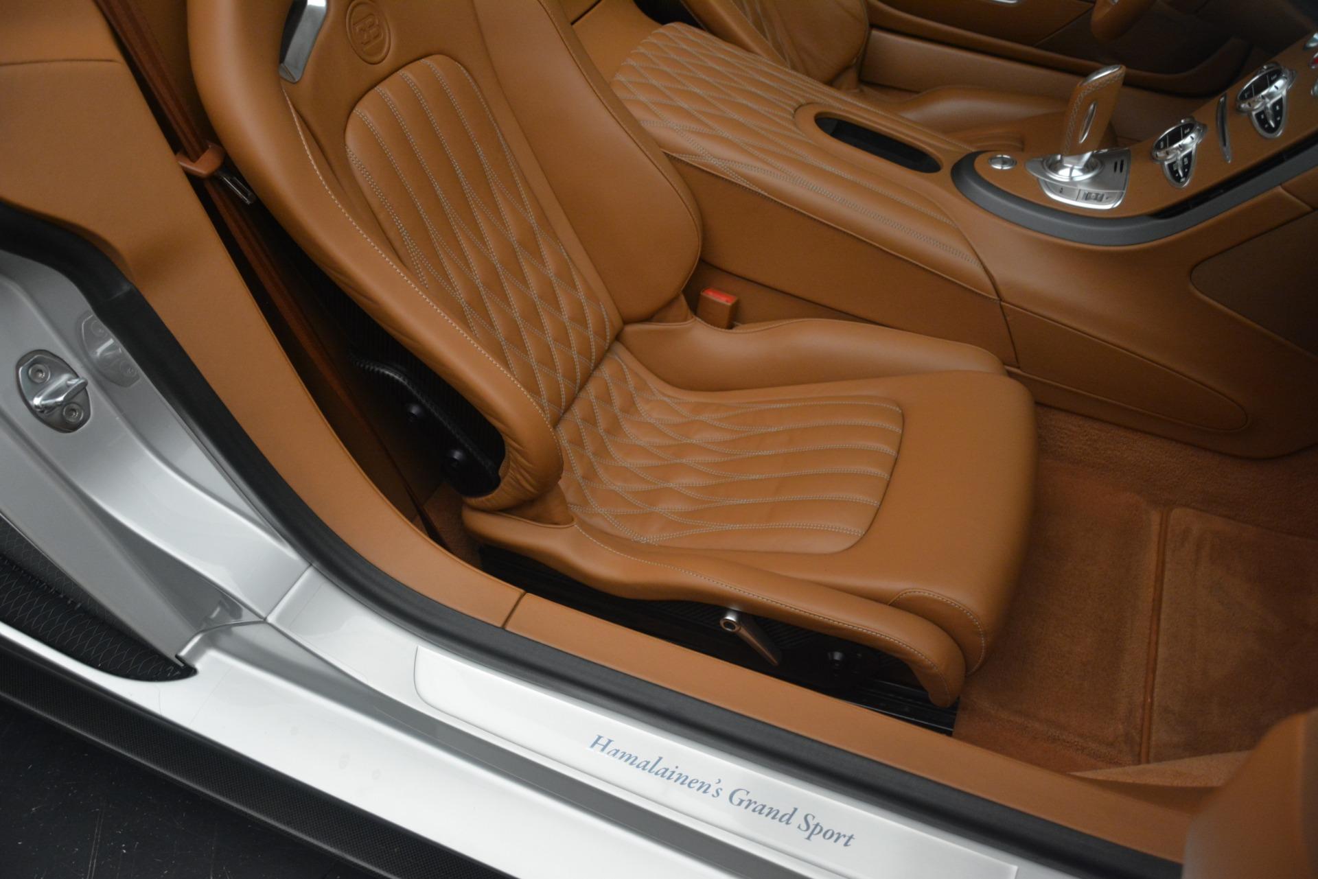 Used 2010 Bugatti Veyron 16.4 Grand Sport For Sale In Greenwich, CT 3159_p36