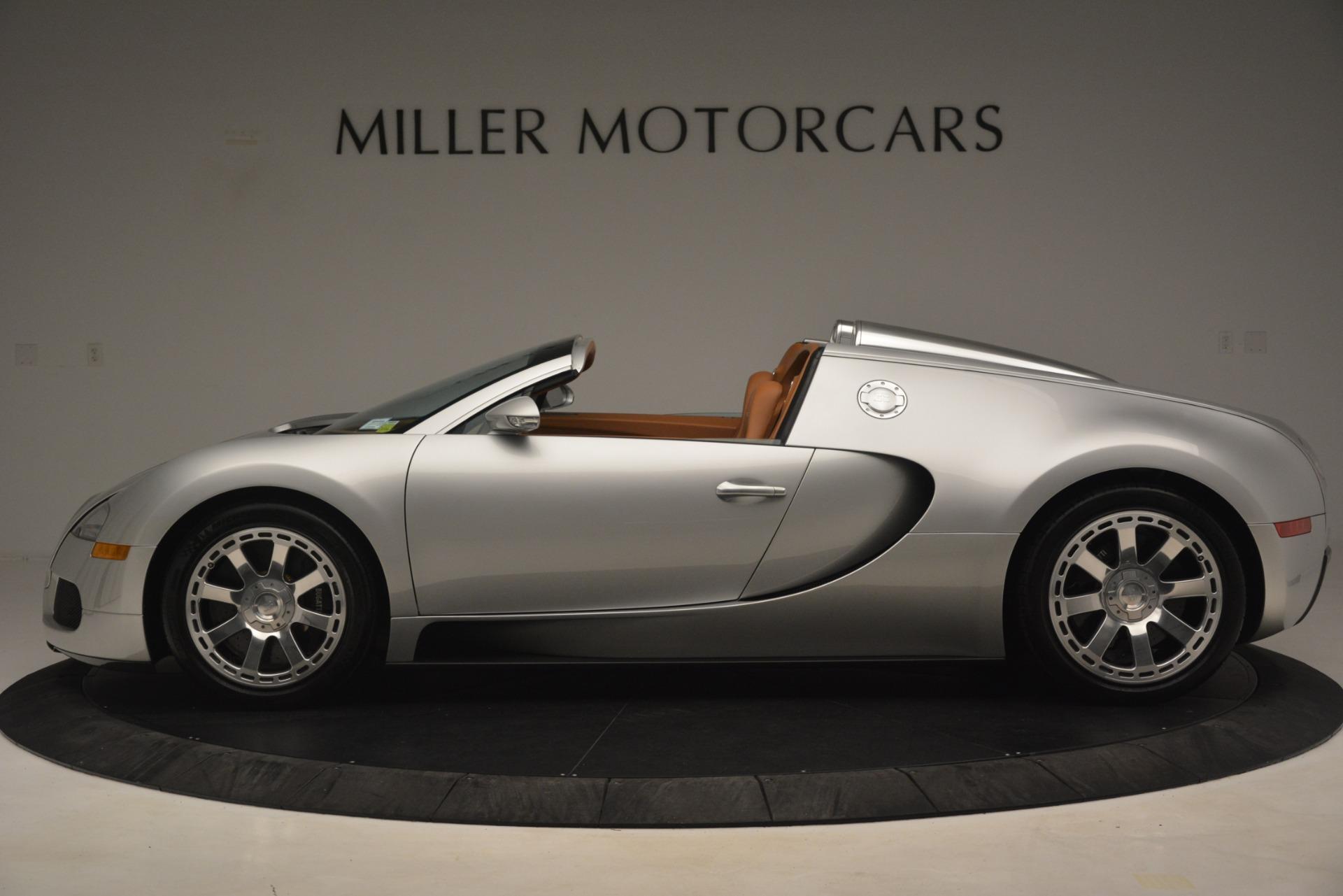 Used 2010 Bugatti Veyron 16.4 Grand Sport For Sale In Greenwich, CT 3159_p4