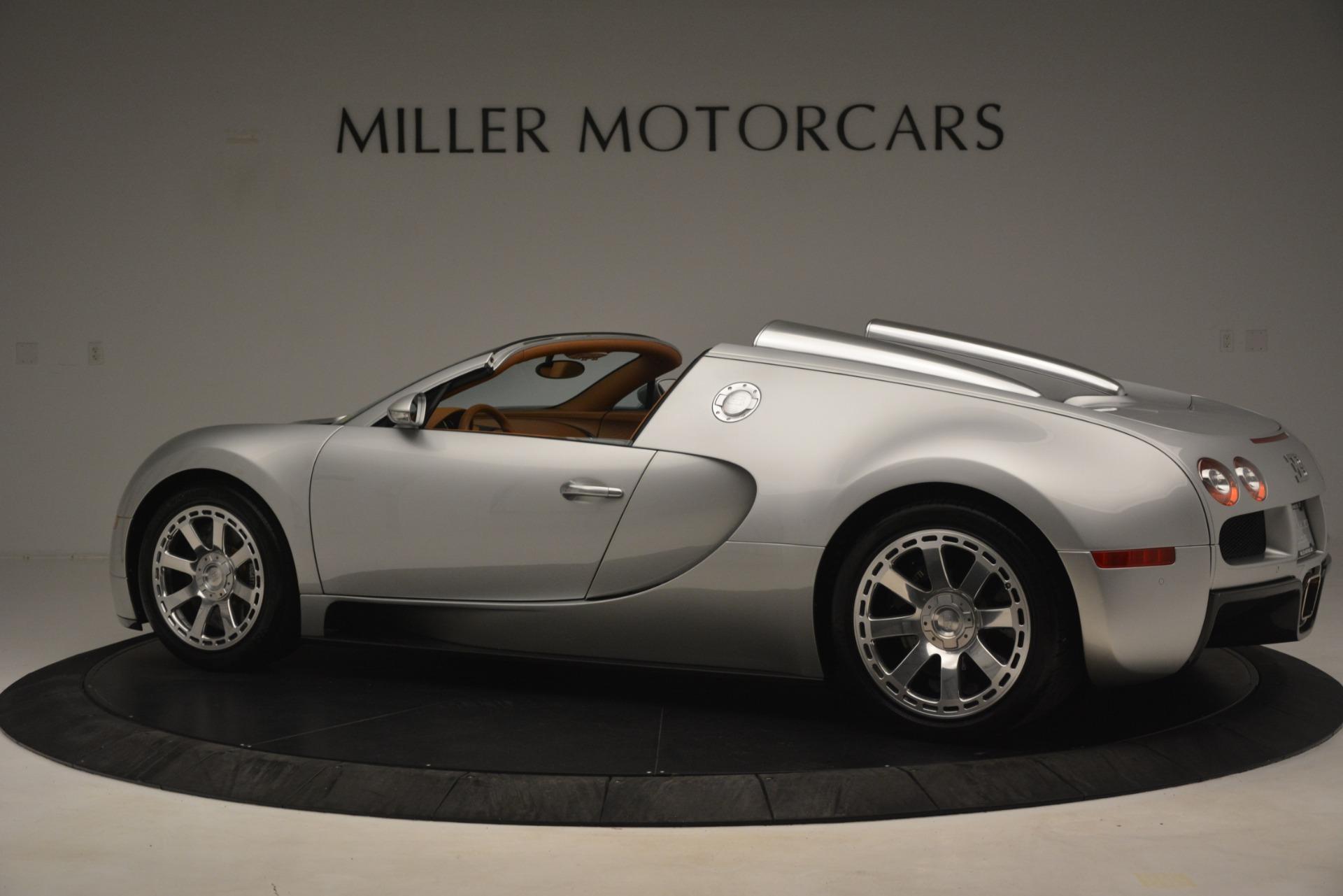 Used 2010 Bugatti Veyron 16.4 Grand Sport For Sale In Greenwich, CT 3159_p5