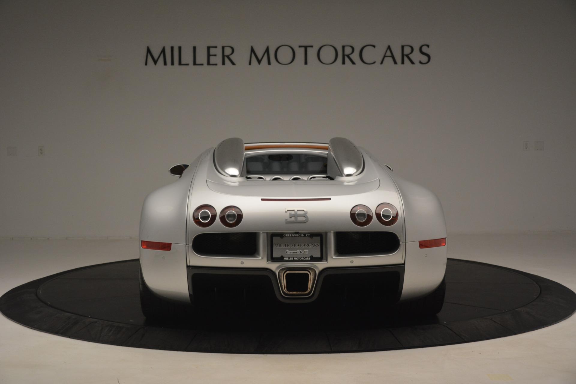 Used 2010 Bugatti Veyron 16.4 Grand Sport For Sale In Greenwich, CT 3159_p7