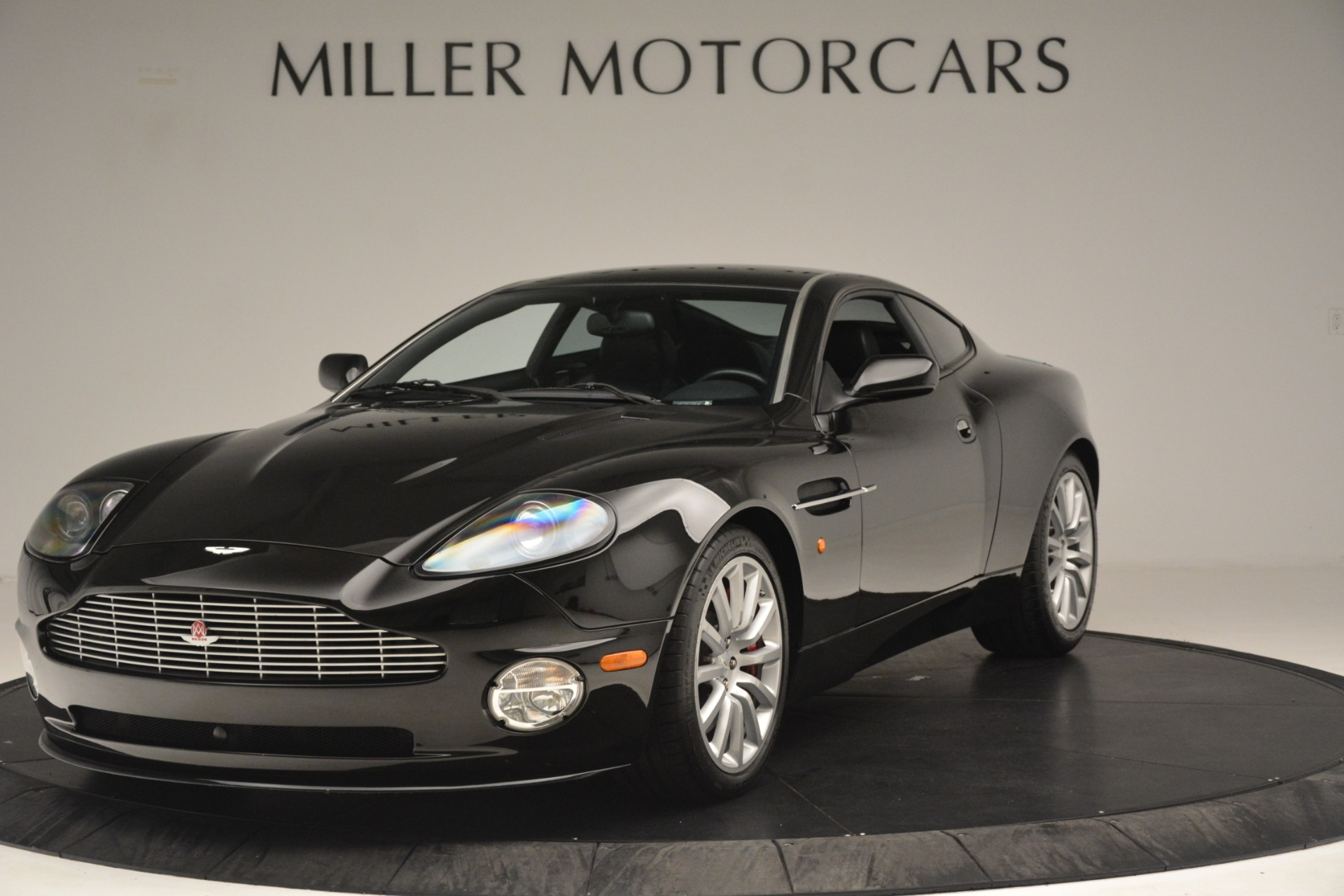 Used 2004 Aston Martin V12 Vanquish  For Sale In Greenwich, CT