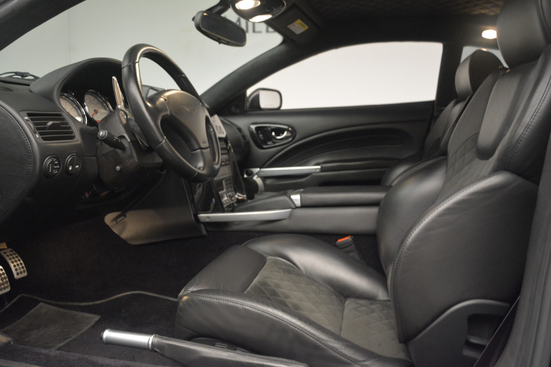 Used 2004 Aston Martin V12 Vanquish  For Sale In Greenwich, CT 3160_p12