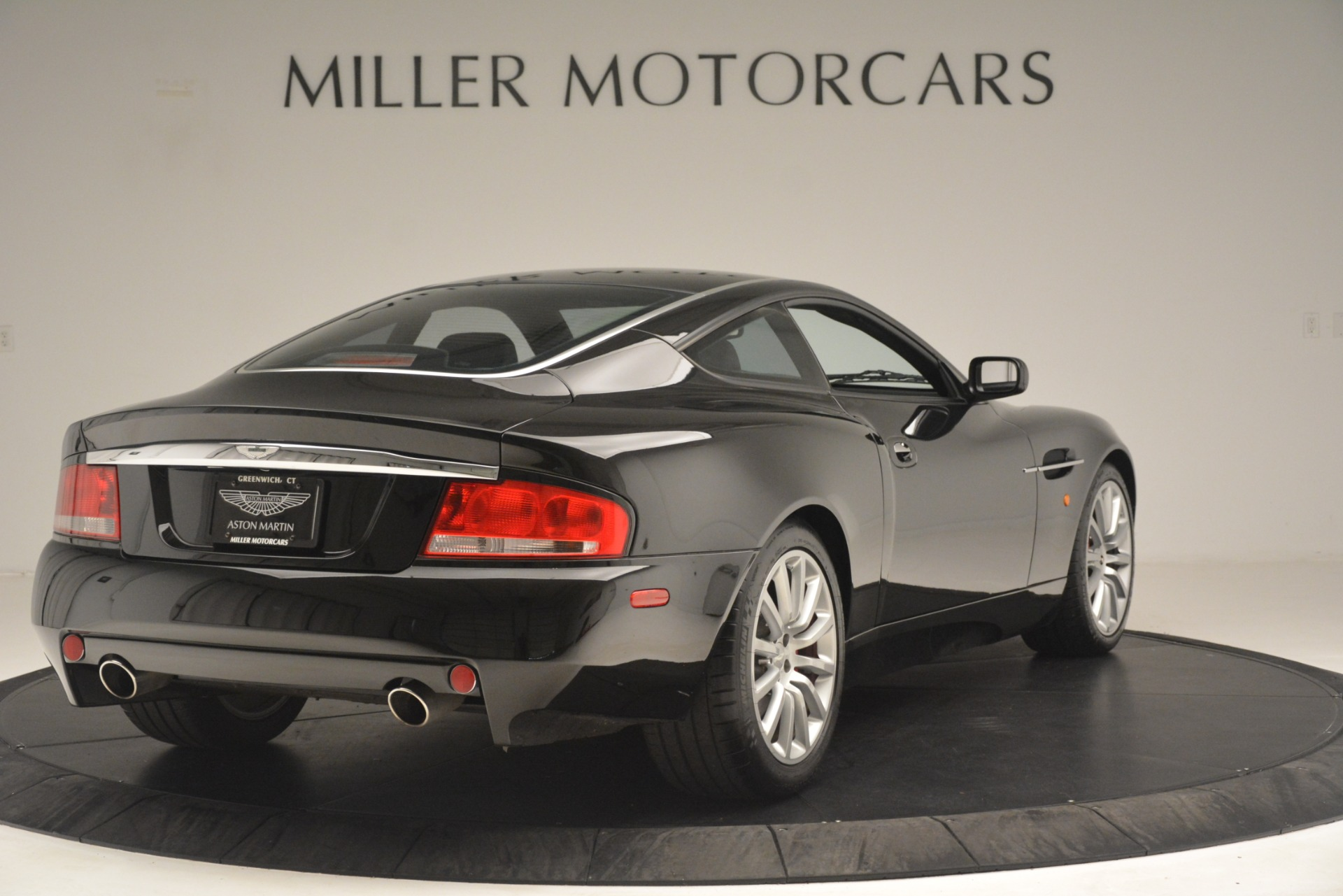 Used 2004 Aston Martin V12 Vanquish  For Sale In Greenwich, CT 3160_p6