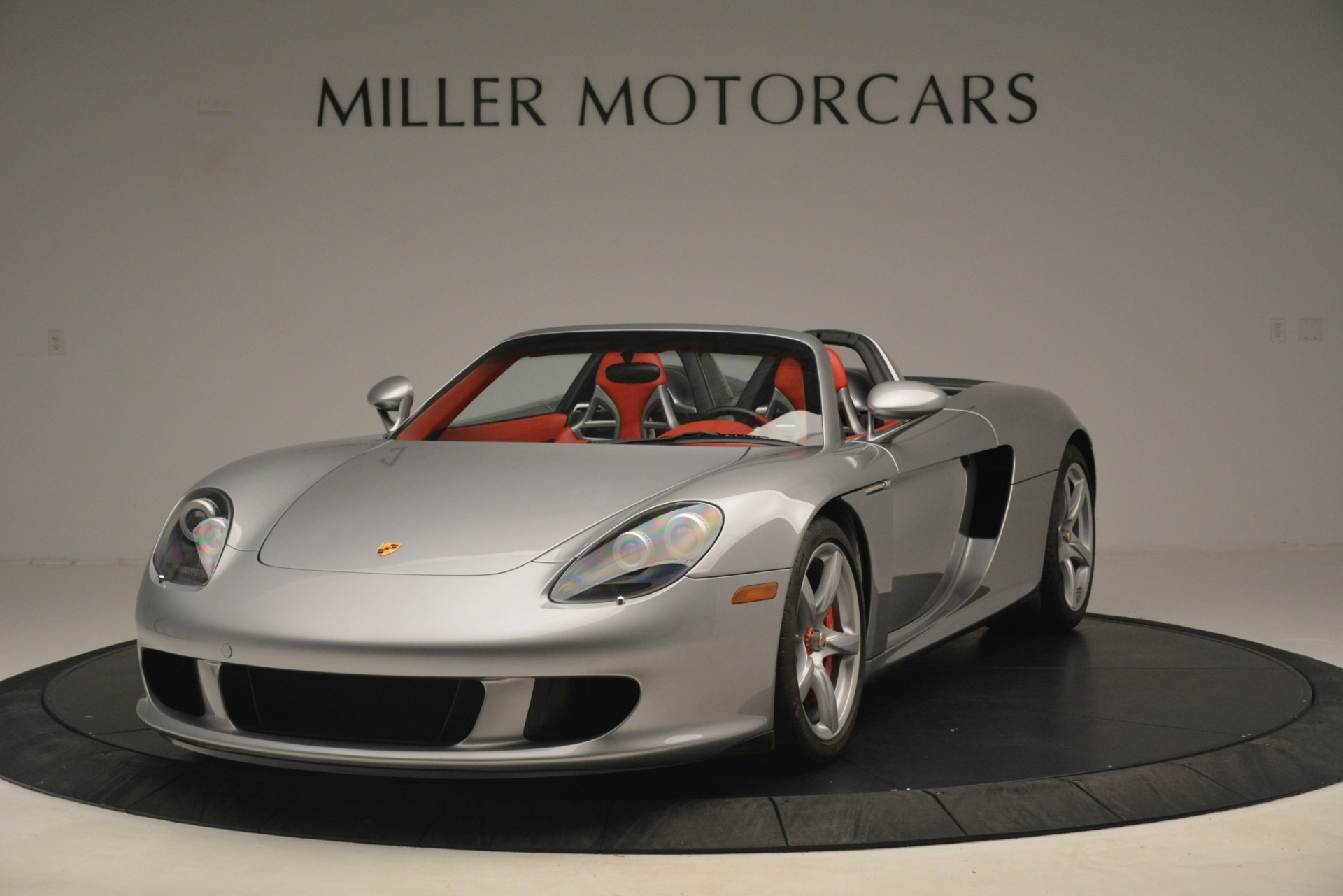 Used 2005 Porsche Carrera GT  For Sale In Greenwich, CT 3161_main