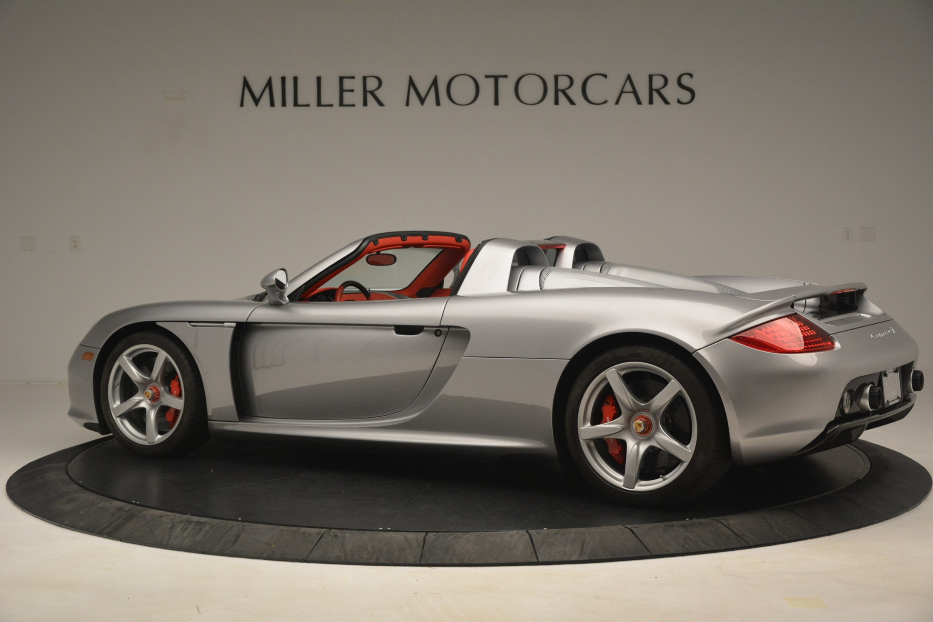 Used 2005 Porsche Carrera GT  For Sale In Greenwich, CT 3161_p4