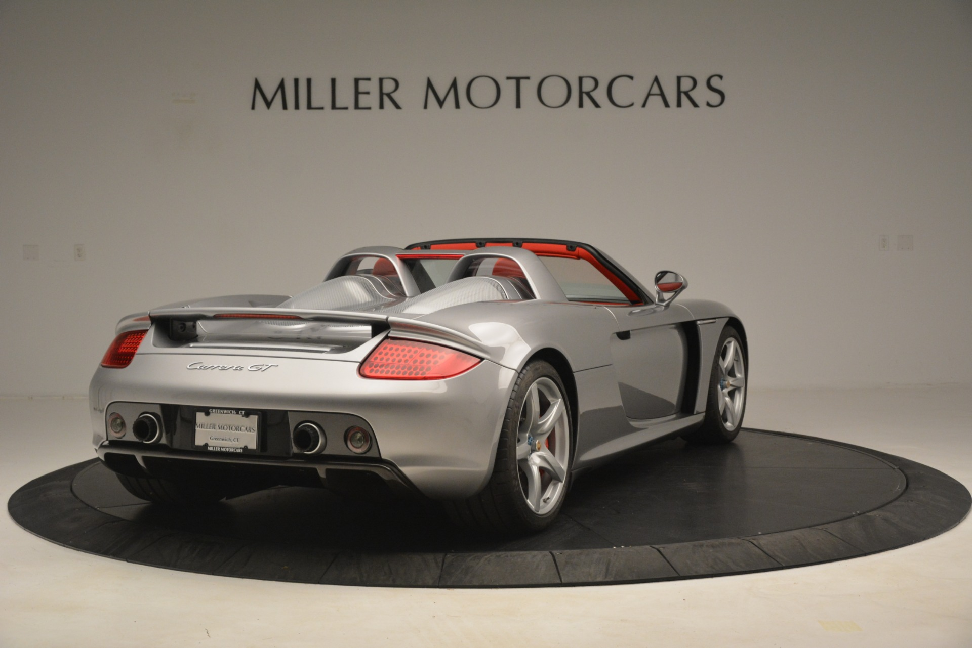 Used 2005 Porsche Carrera GT  For Sale In Greenwich, CT 3161_p7