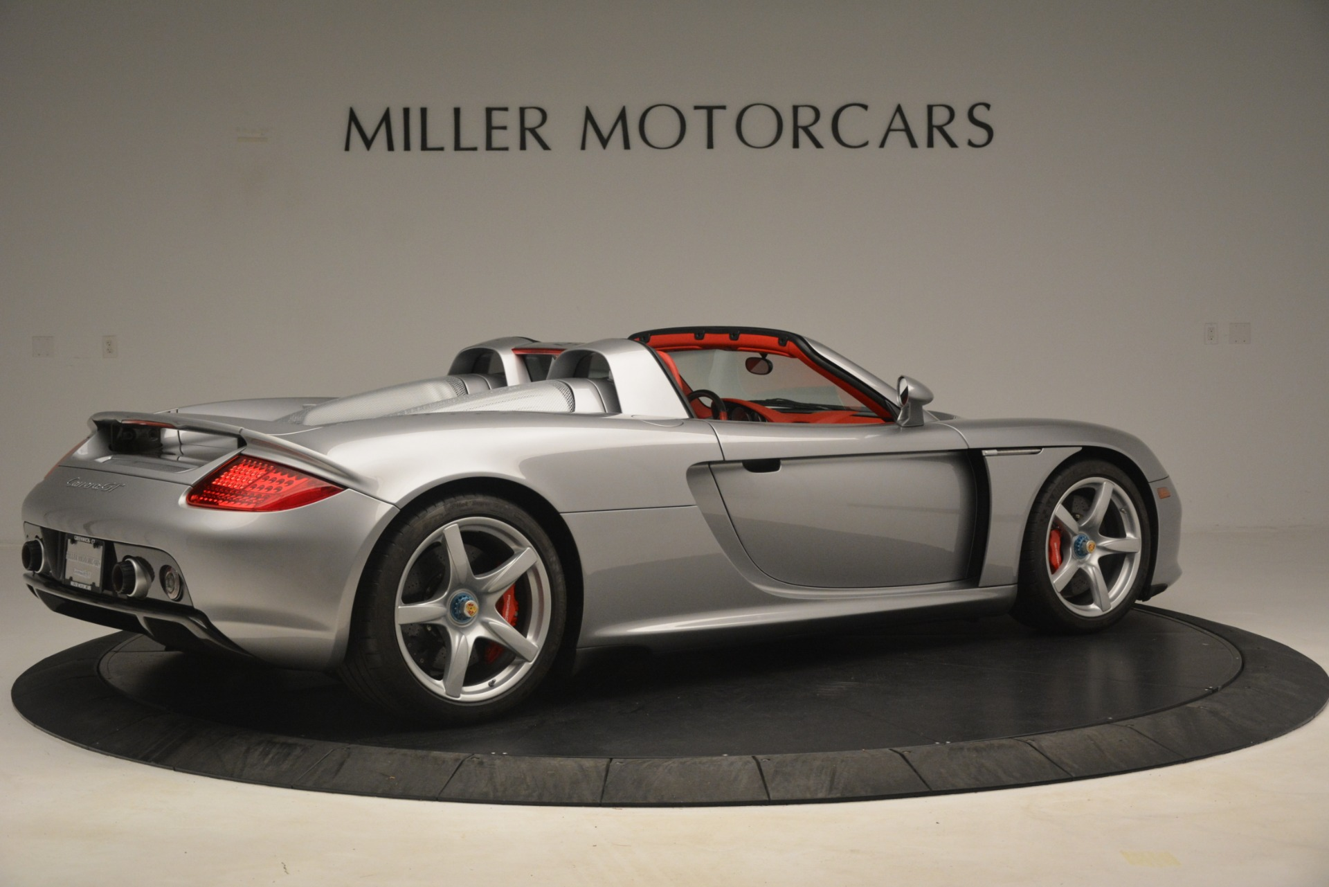 Used 2005 Porsche Carrera GT  For Sale In Greenwich, CT 3161_p8