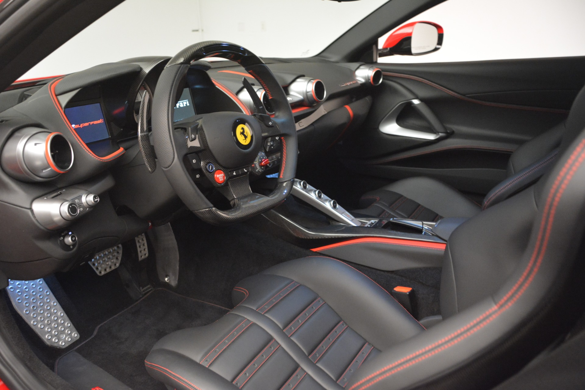 Used 2018 Ferrari 812 Superfast  For Sale In Greenwich, CT 3167_p13
