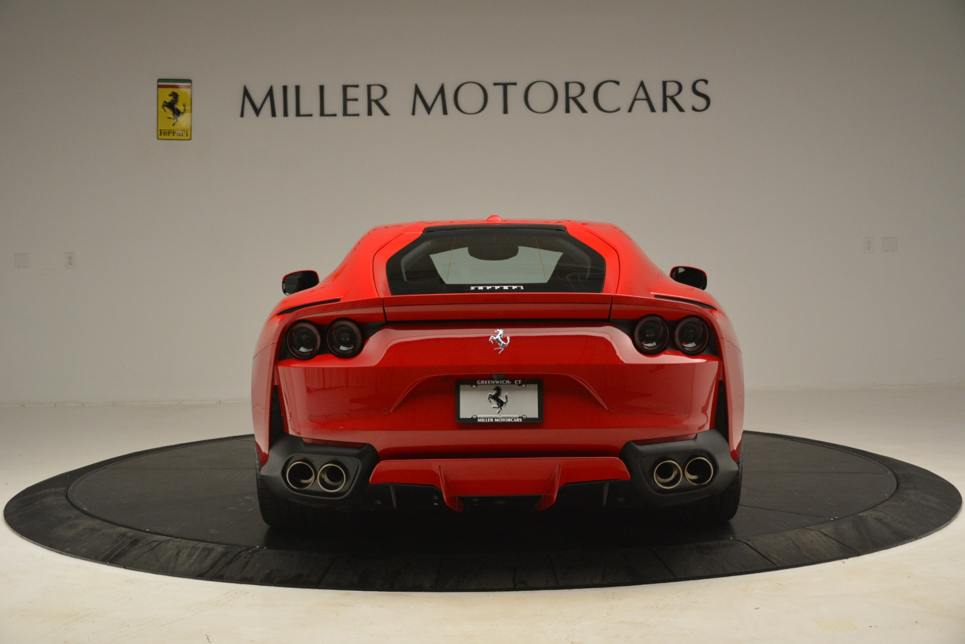 Used 2018 Ferrari 812 Superfast  For Sale In Greenwich, CT 3167_p6