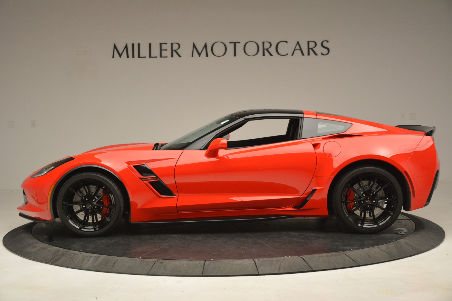 Used 2019 Chevrolet Corvette Grand Sport For Sale In Greenwich, CT 3169_p14
